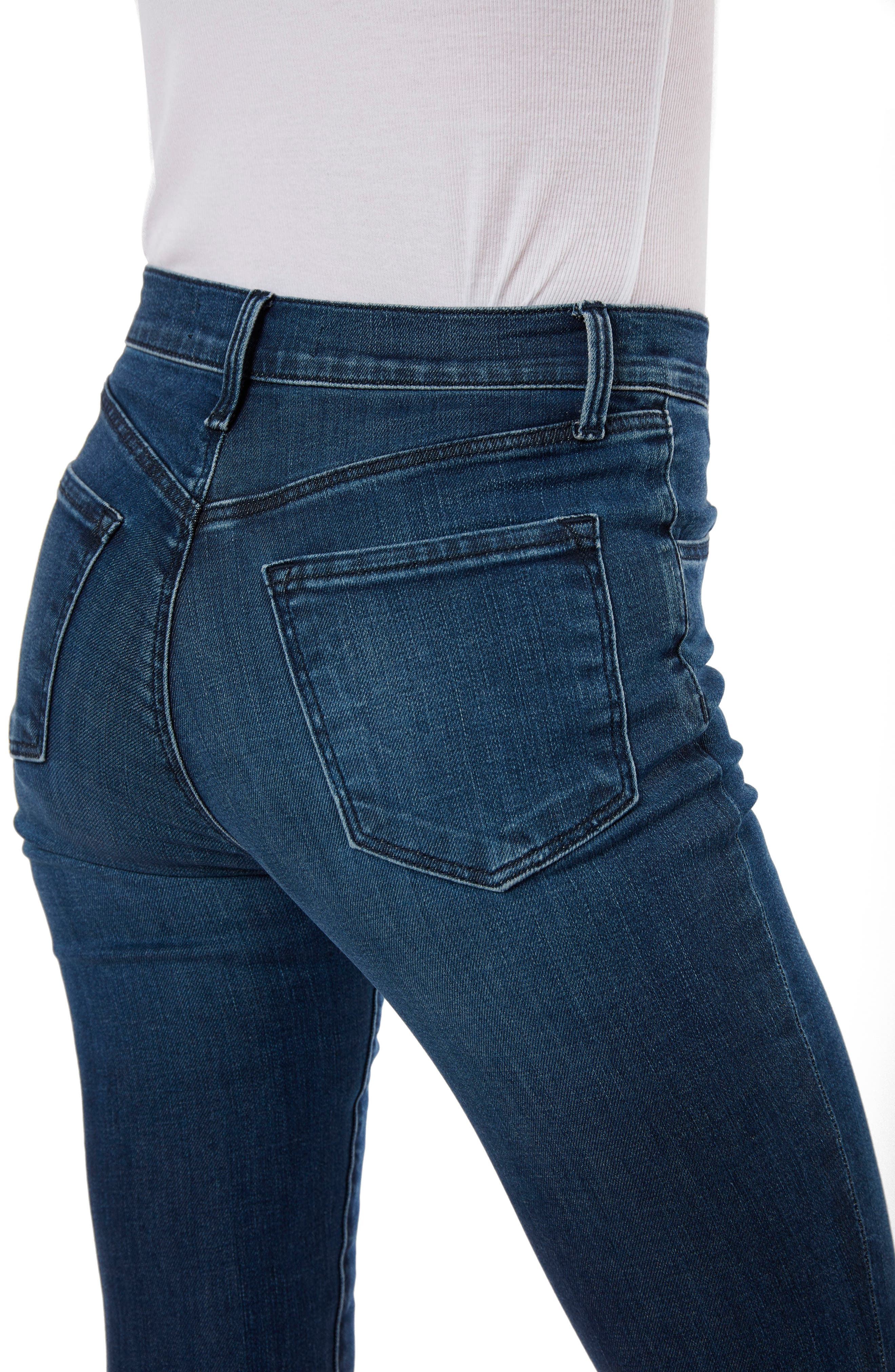 Maria High Waist Skinny Jeans,                             Alternate thumbnail 35, color,