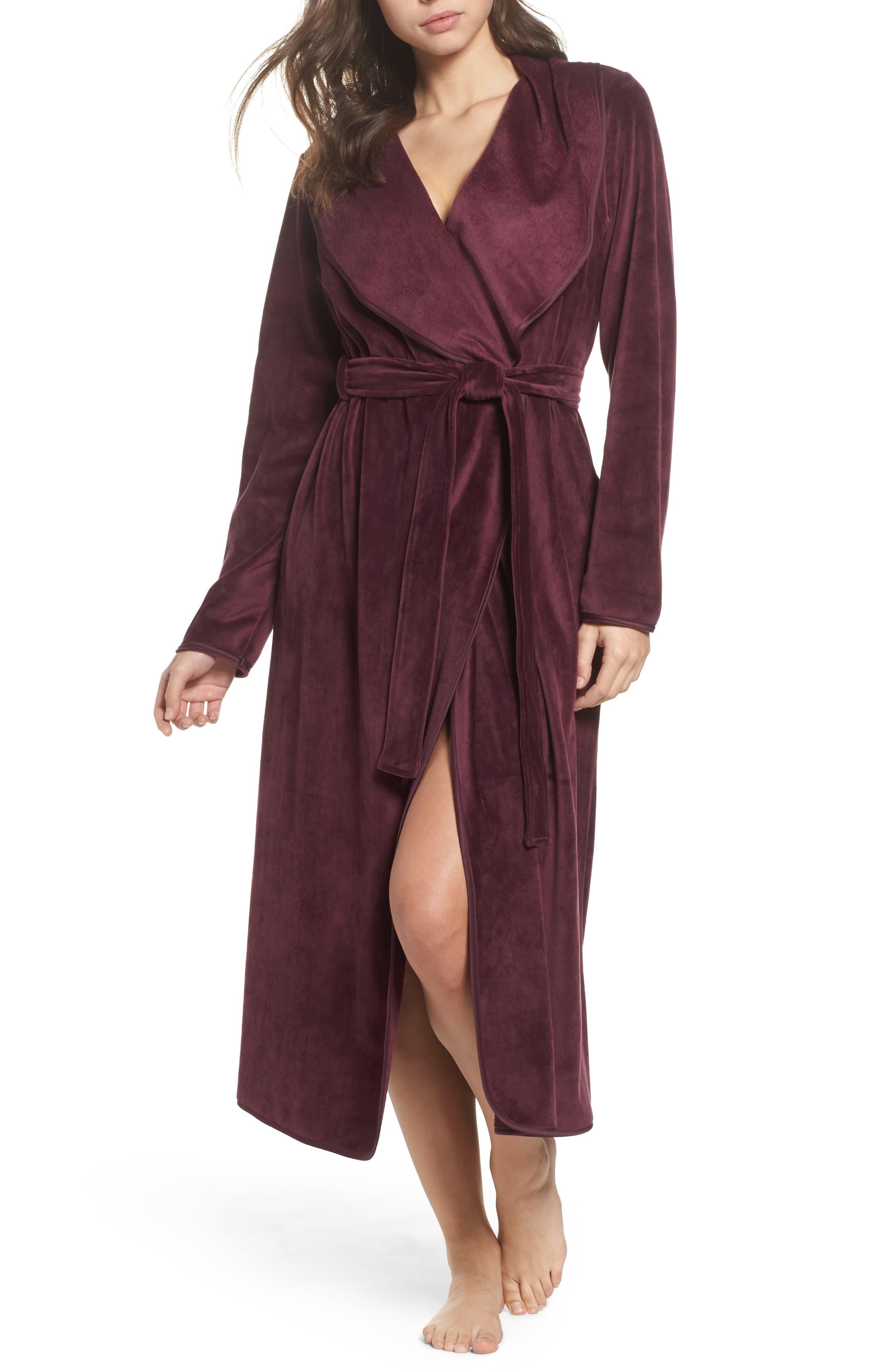 Luxe Shawl Robe,                             Main thumbnail 3, color,