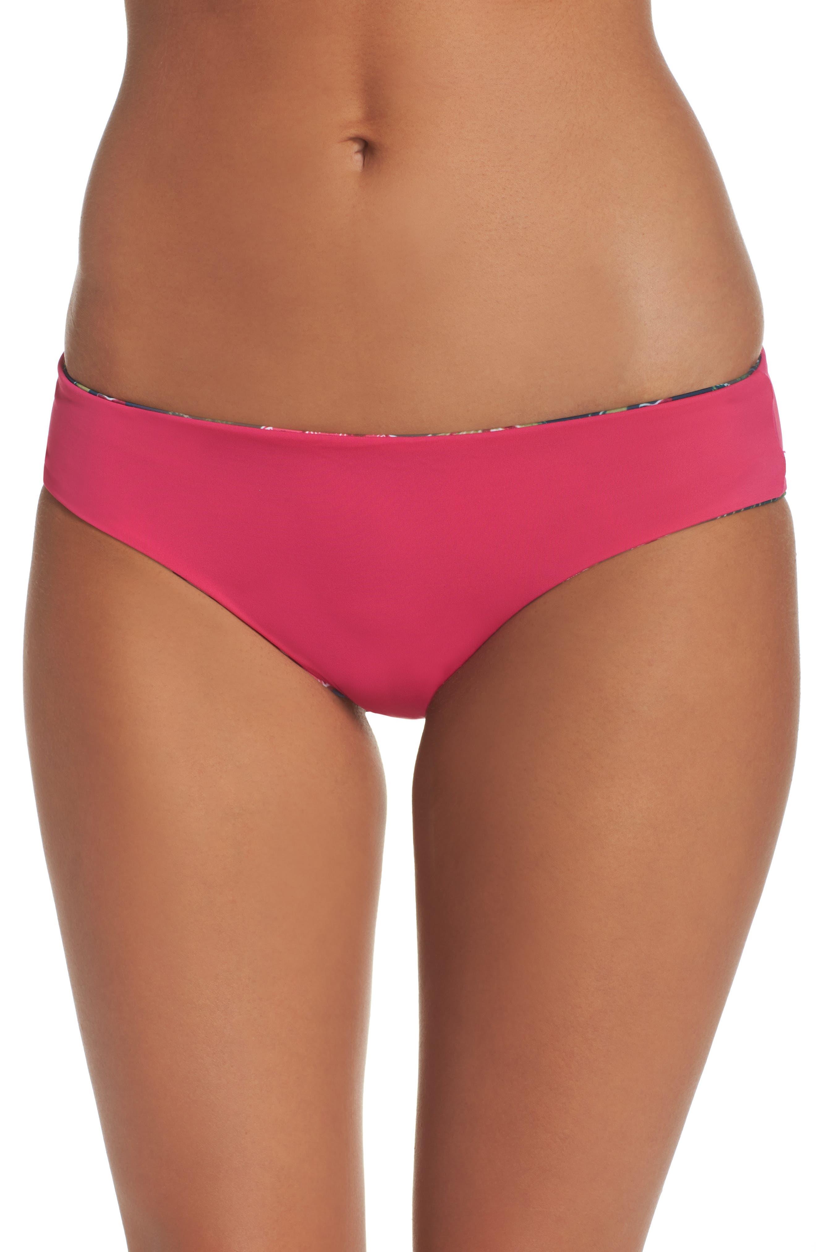 Reversible Hipster Bikini Bottoms,                             Alternate thumbnail 10, color,