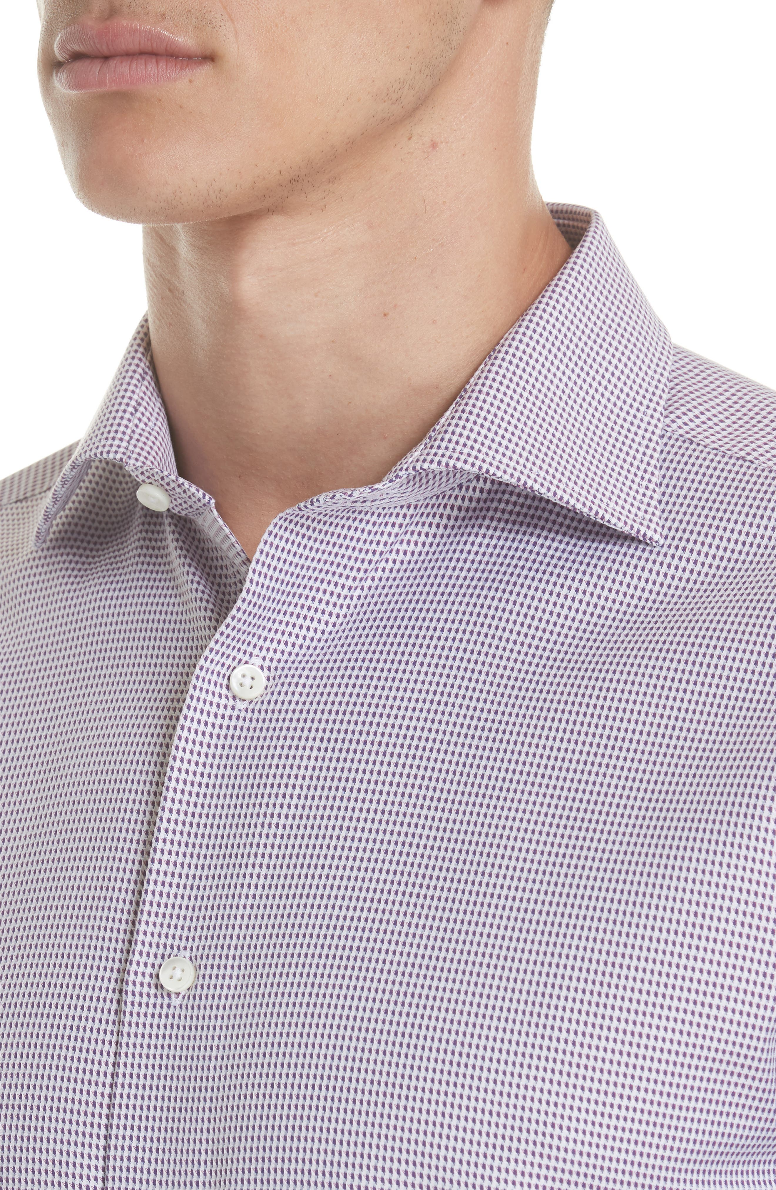 Regular Fit Print Dress Shirt,                             Alternate thumbnail 2, color,                             501