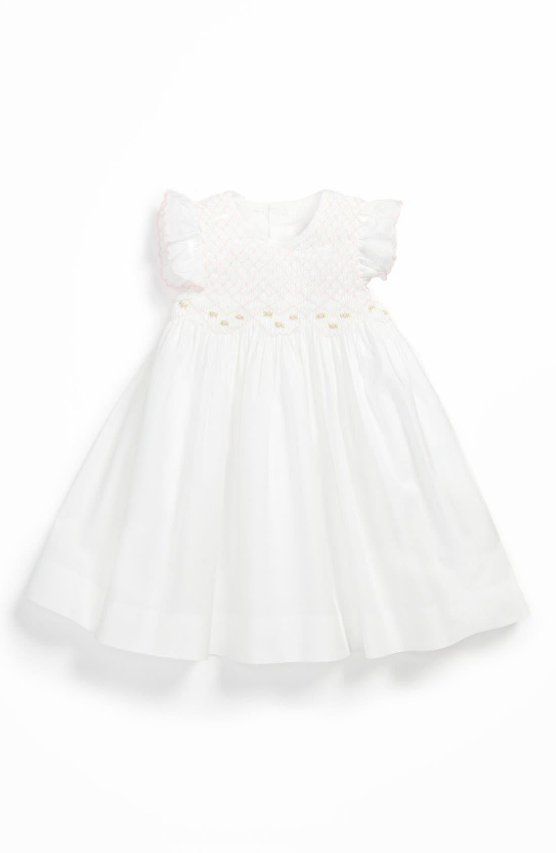 'Brianna' Dress,                         Main,                         color, 100