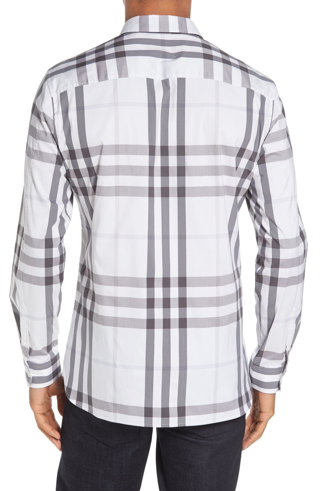 Nelson Check Sport Shirt,                             Alternate thumbnail 34, color,