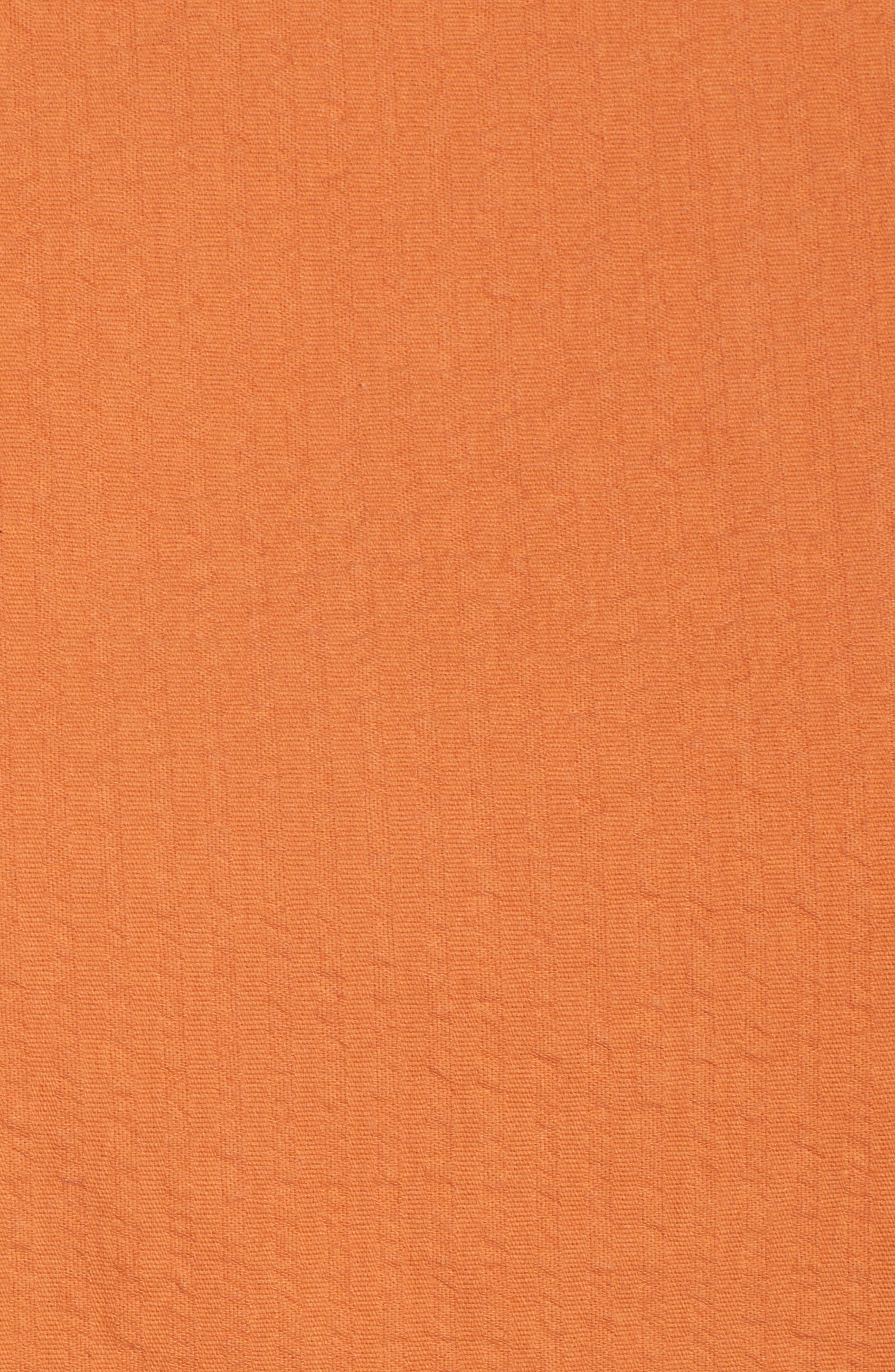 Seersucker Ruffle Top,                             Alternate thumbnail 6, color,                             TAN ADOBE