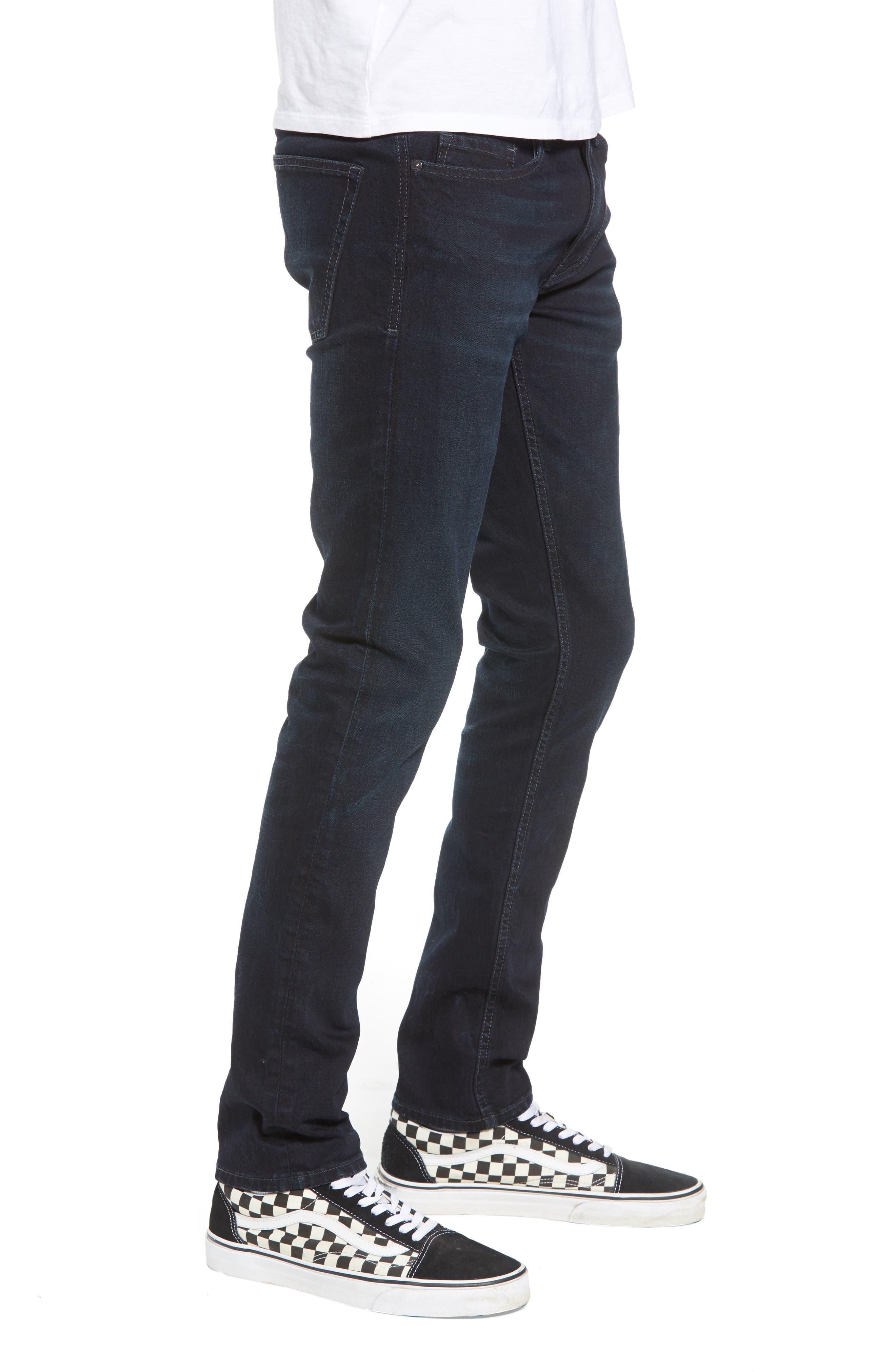 Wooster Slim Fit Jeans,                             Alternate thumbnail 3, color,                             409