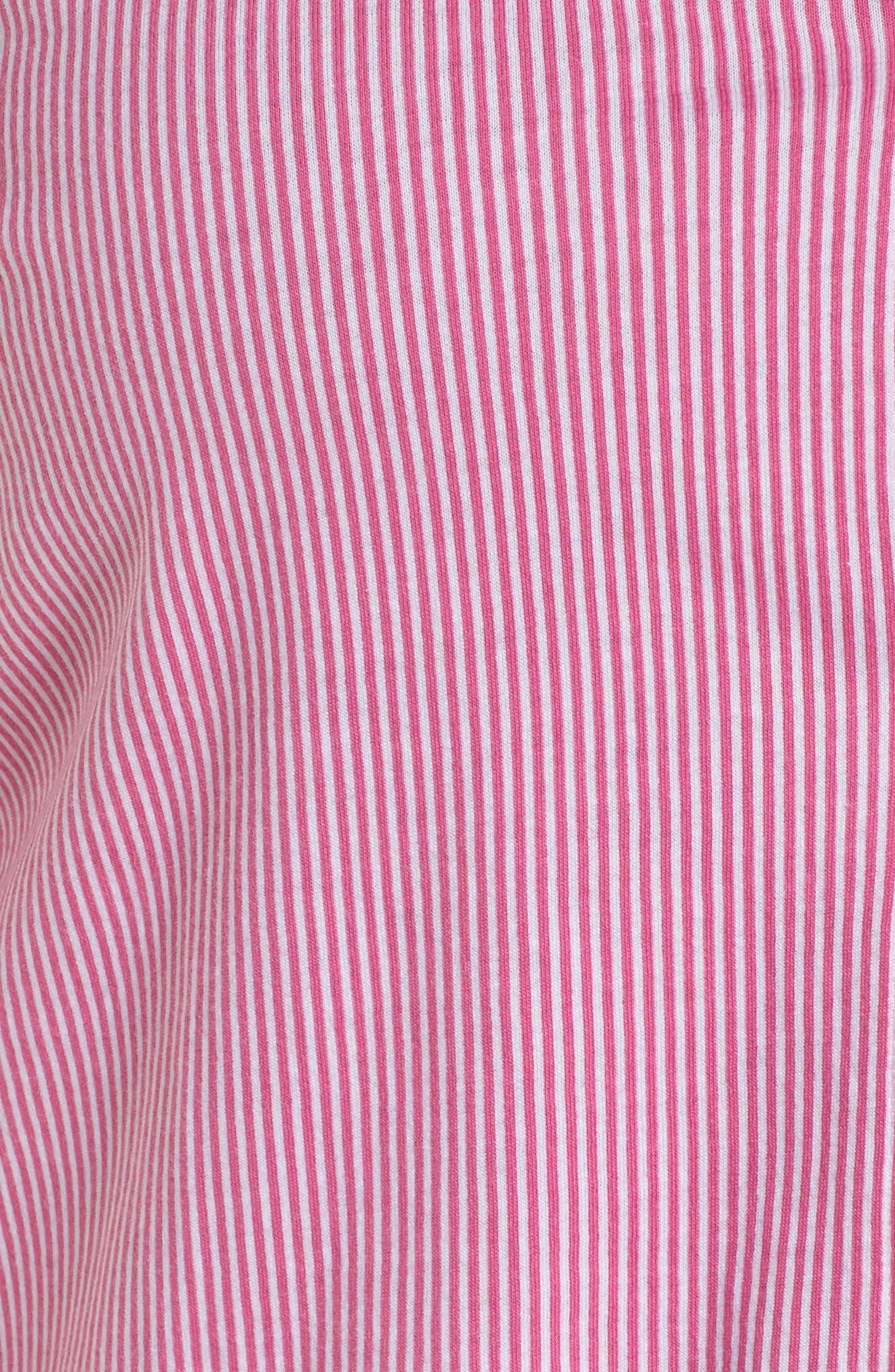 Crop Pajamas,                             Alternate thumbnail 5, color,