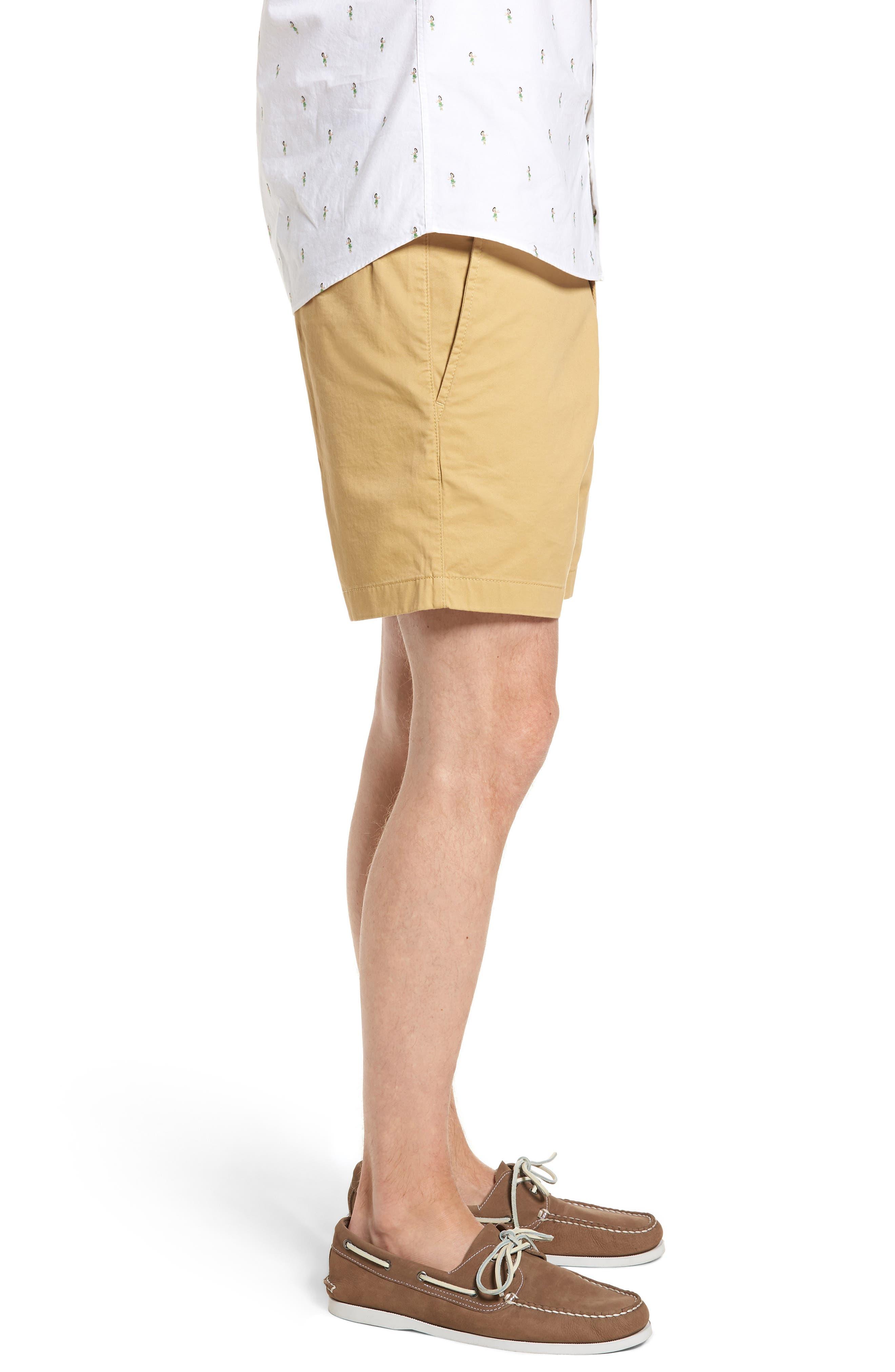 Ballard Slim Fit Stretch Chino 7-Inch Shorts,                             Alternate thumbnail 27, color,