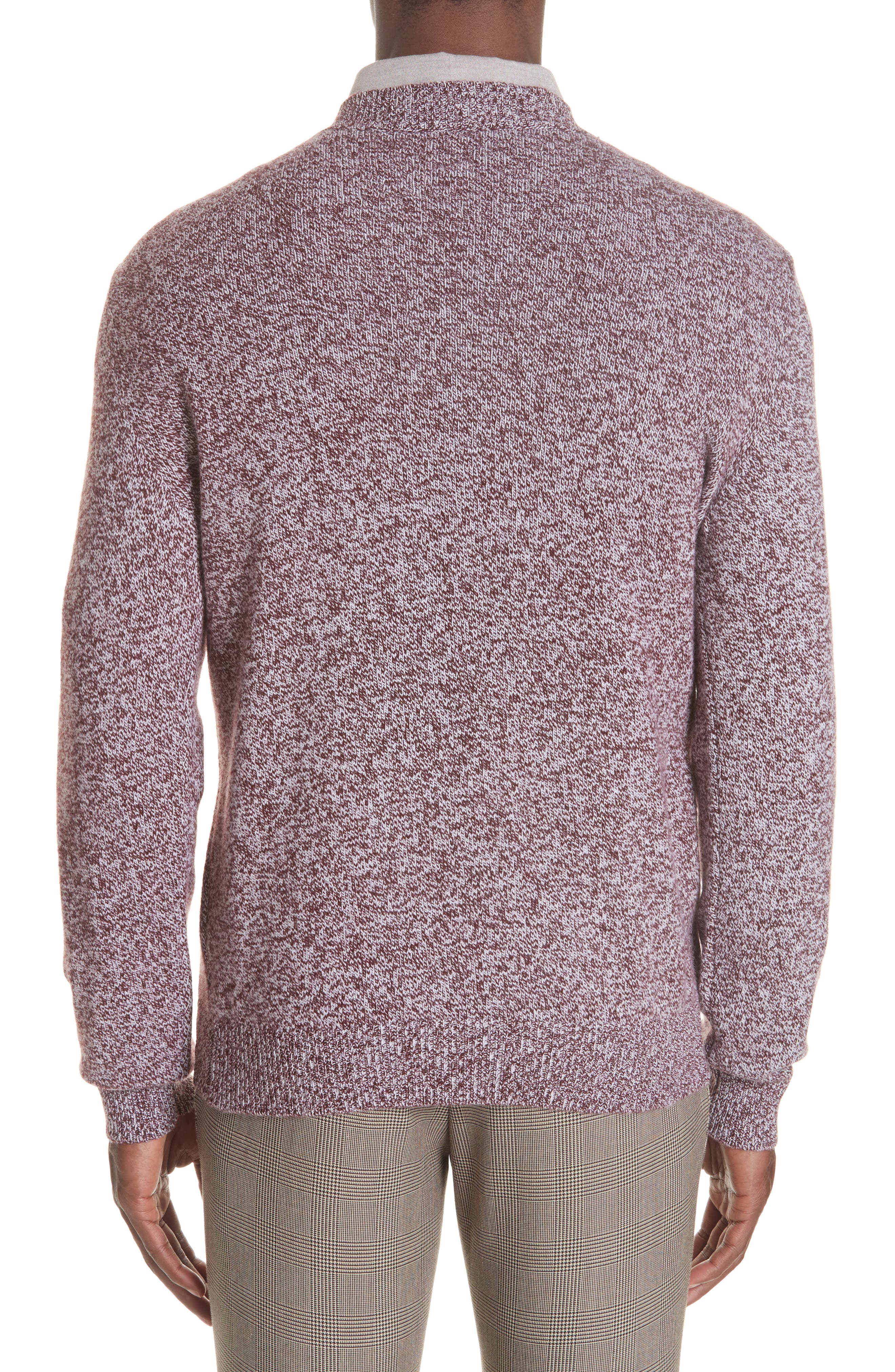 Marble Wool Sweater,                             Alternate thumbnail 2, color,                             602