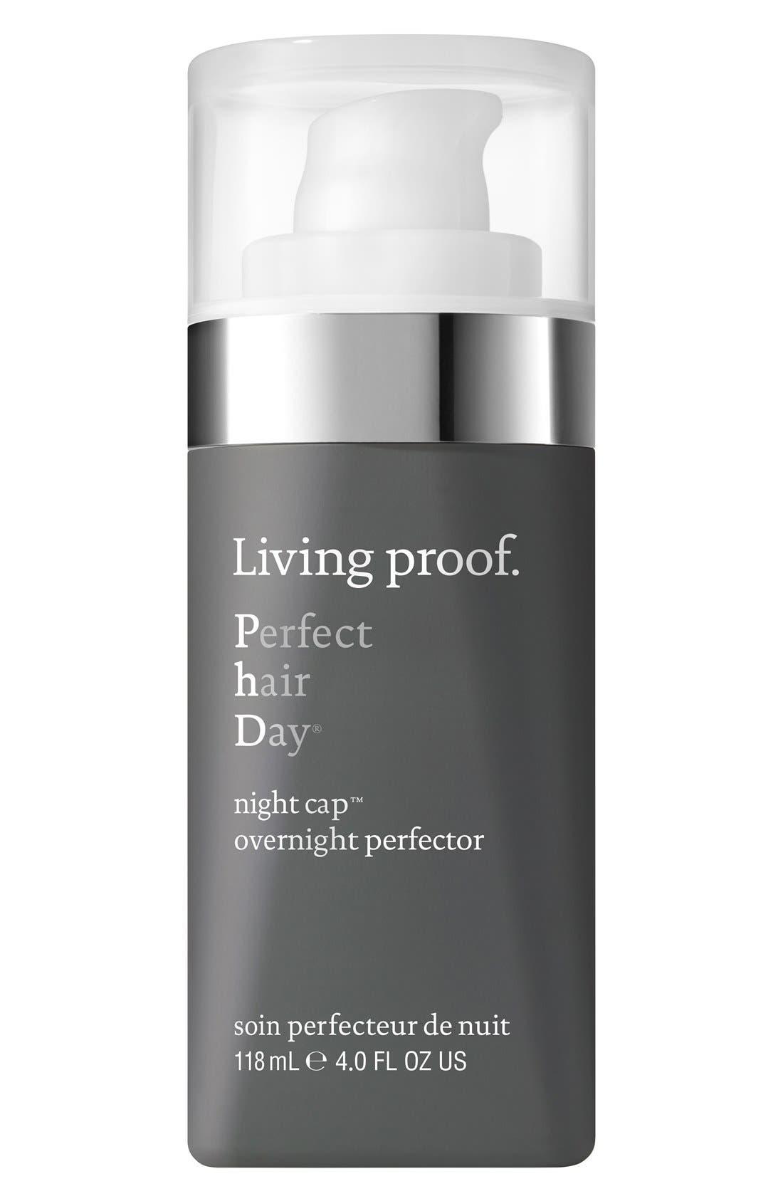 Perfect hair Day<sup>™</sup> Night Cap Perfector,                             Main thumbnail 1, color,                             NO COLOR