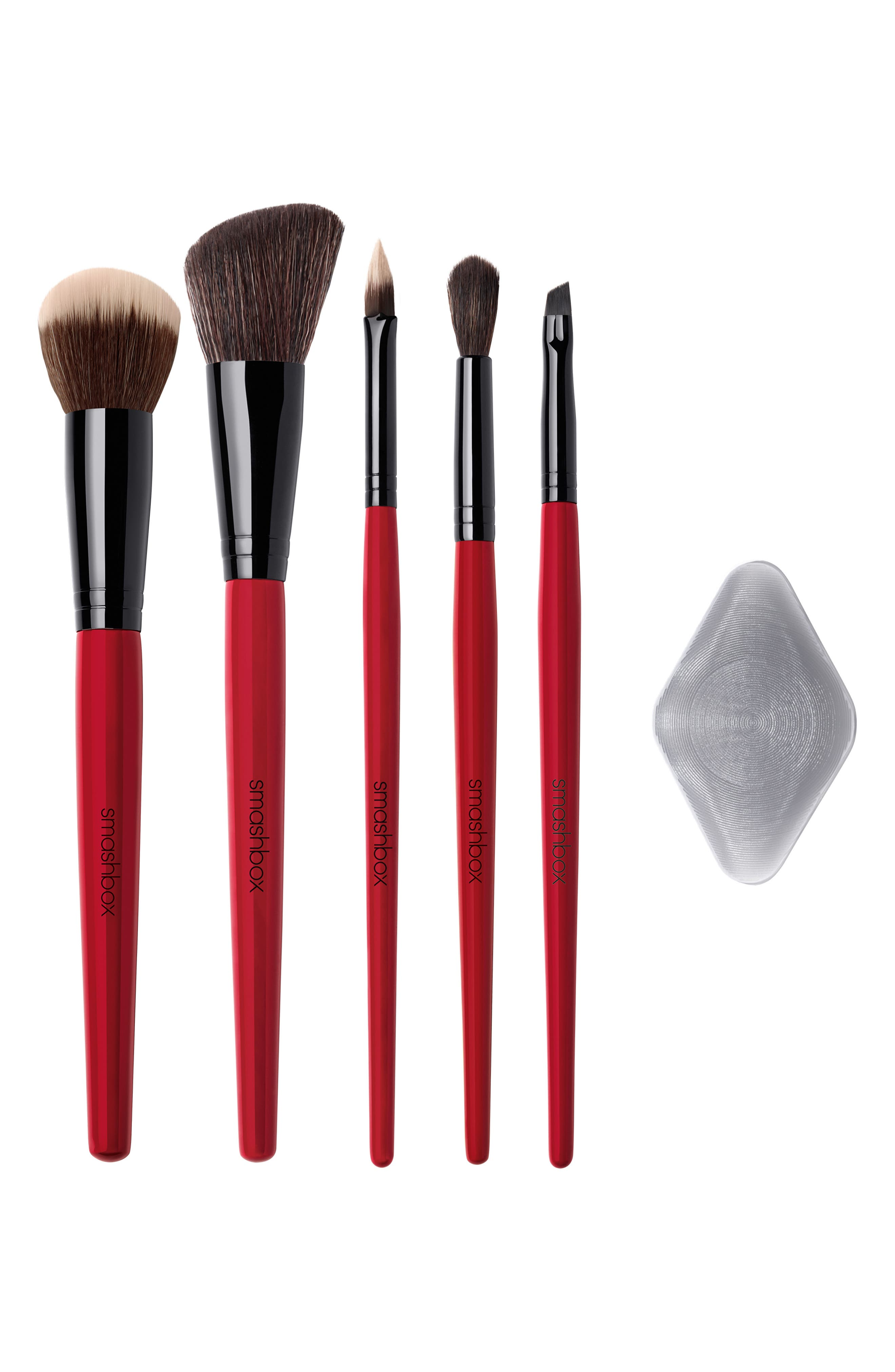 The Essential Brush Collection, Main, color, NO COLOR
