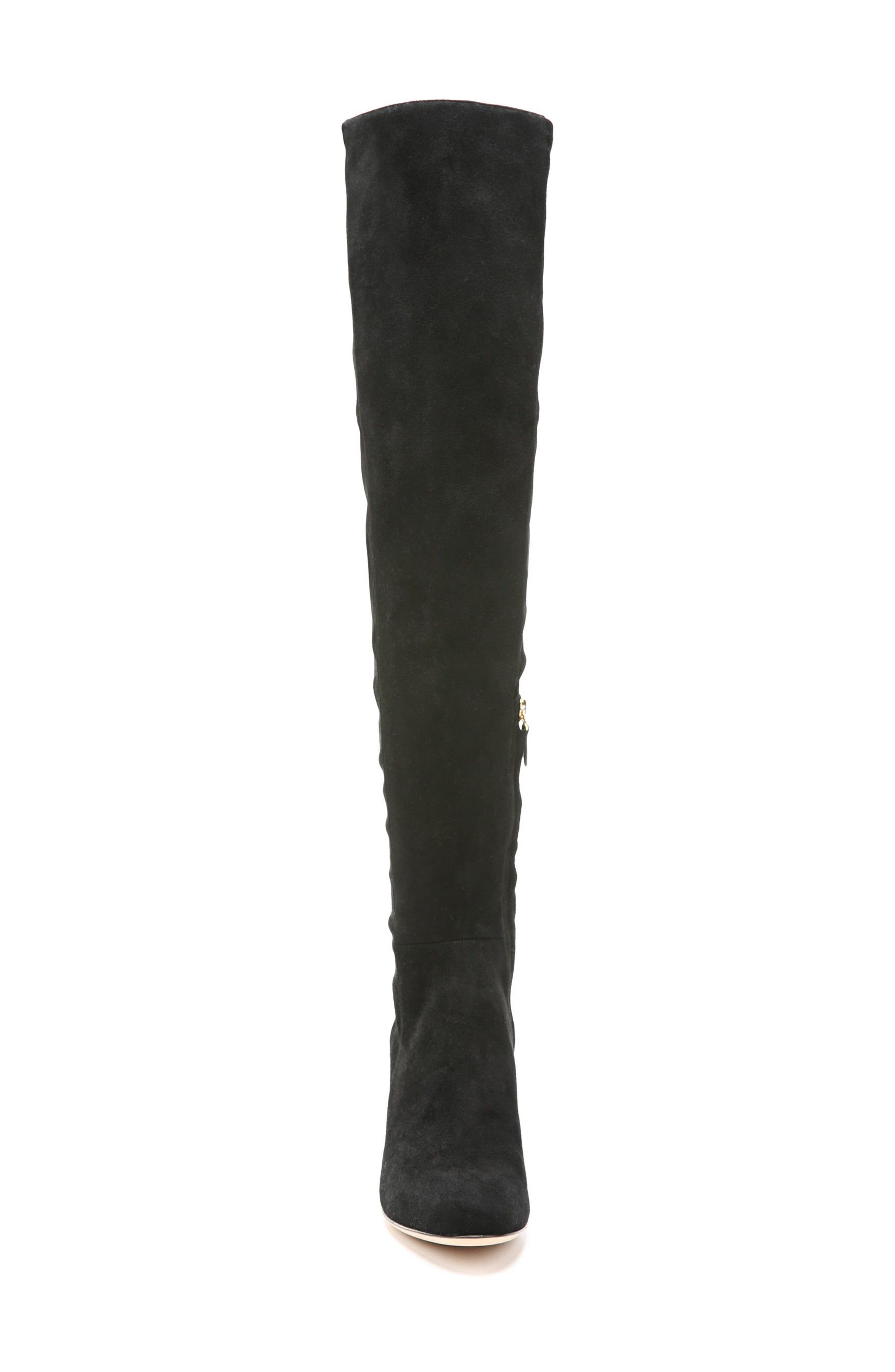 Luzzi Over the Knee Boot,                             Alternate thumbnail 9, color,