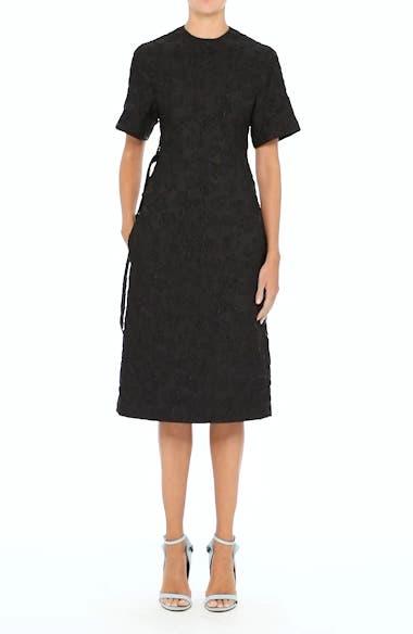 Rose Jacquard Dress, video thumbnail