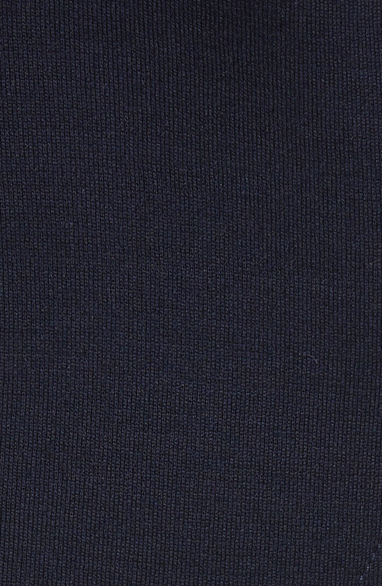 Milano Knit Dress,                             Alternate thumbnail 5, color,                             410
