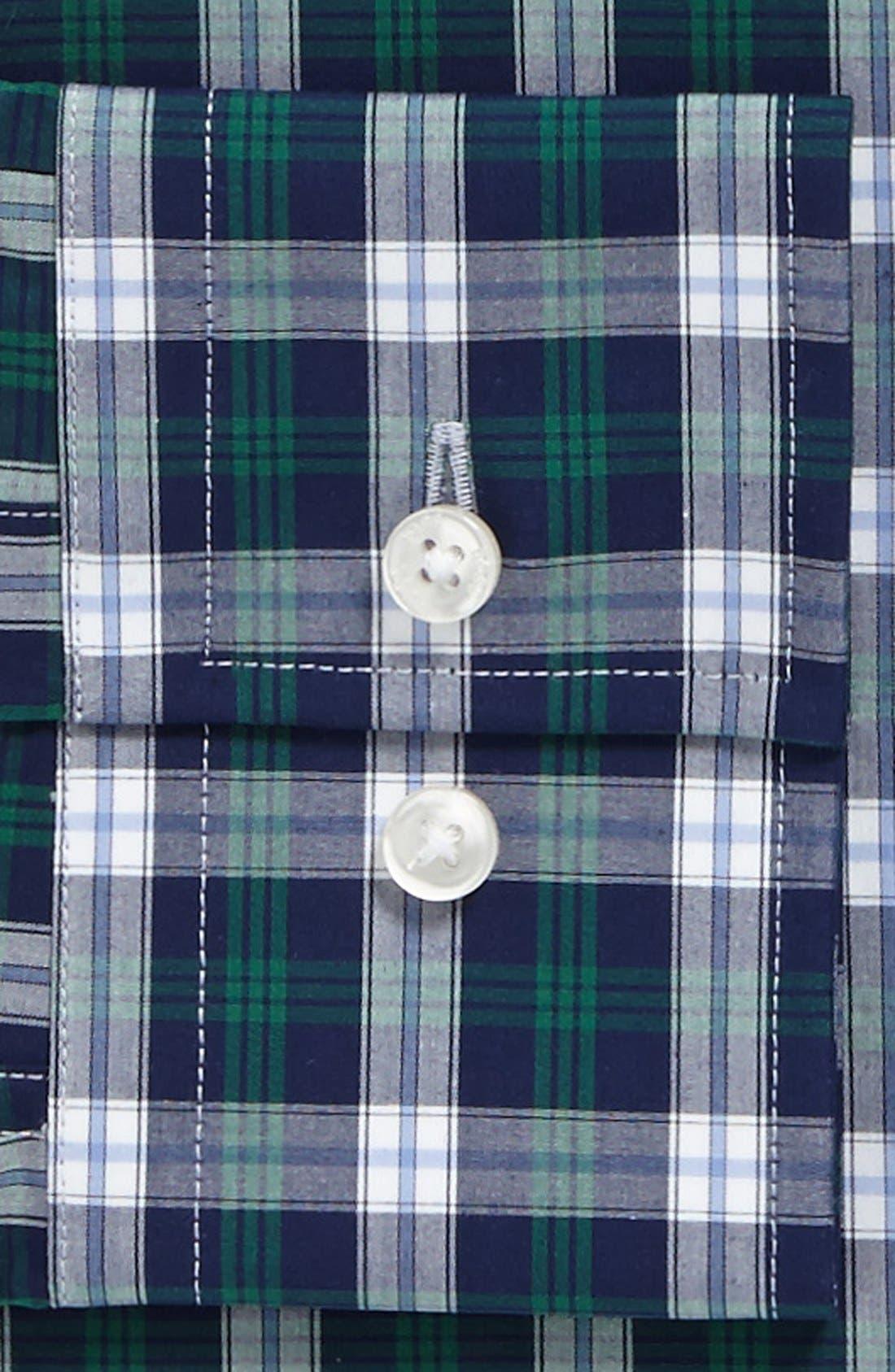 BOSS,                             HUGO BOSS 'Jenno' Slim Fit Dress Shirt,                             Alternate thumbnail 2, color,                             312
