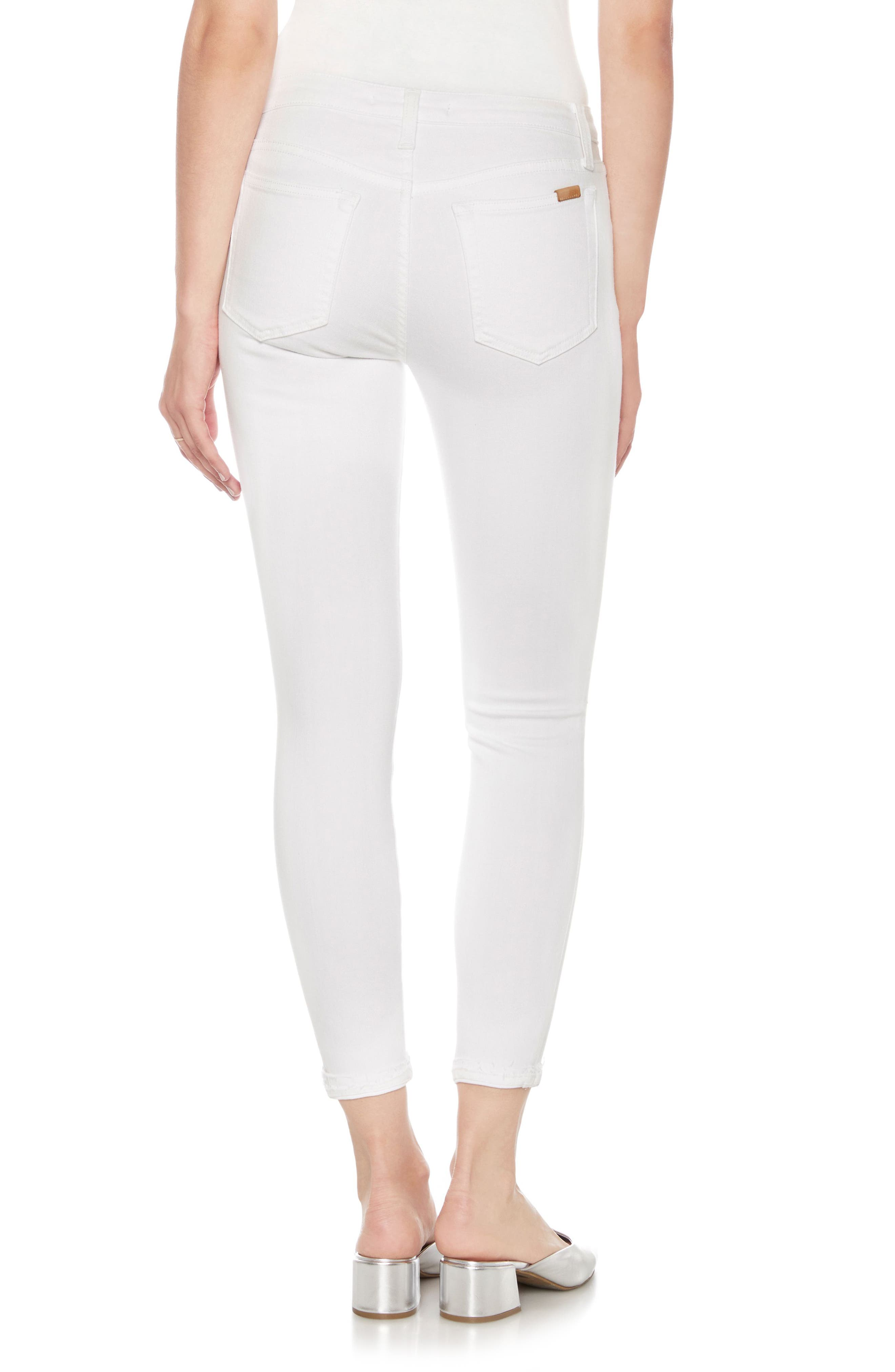 Icon Ankle Skinny Jeans,                             Alternate thumbnail 2, color,                             HENNIE