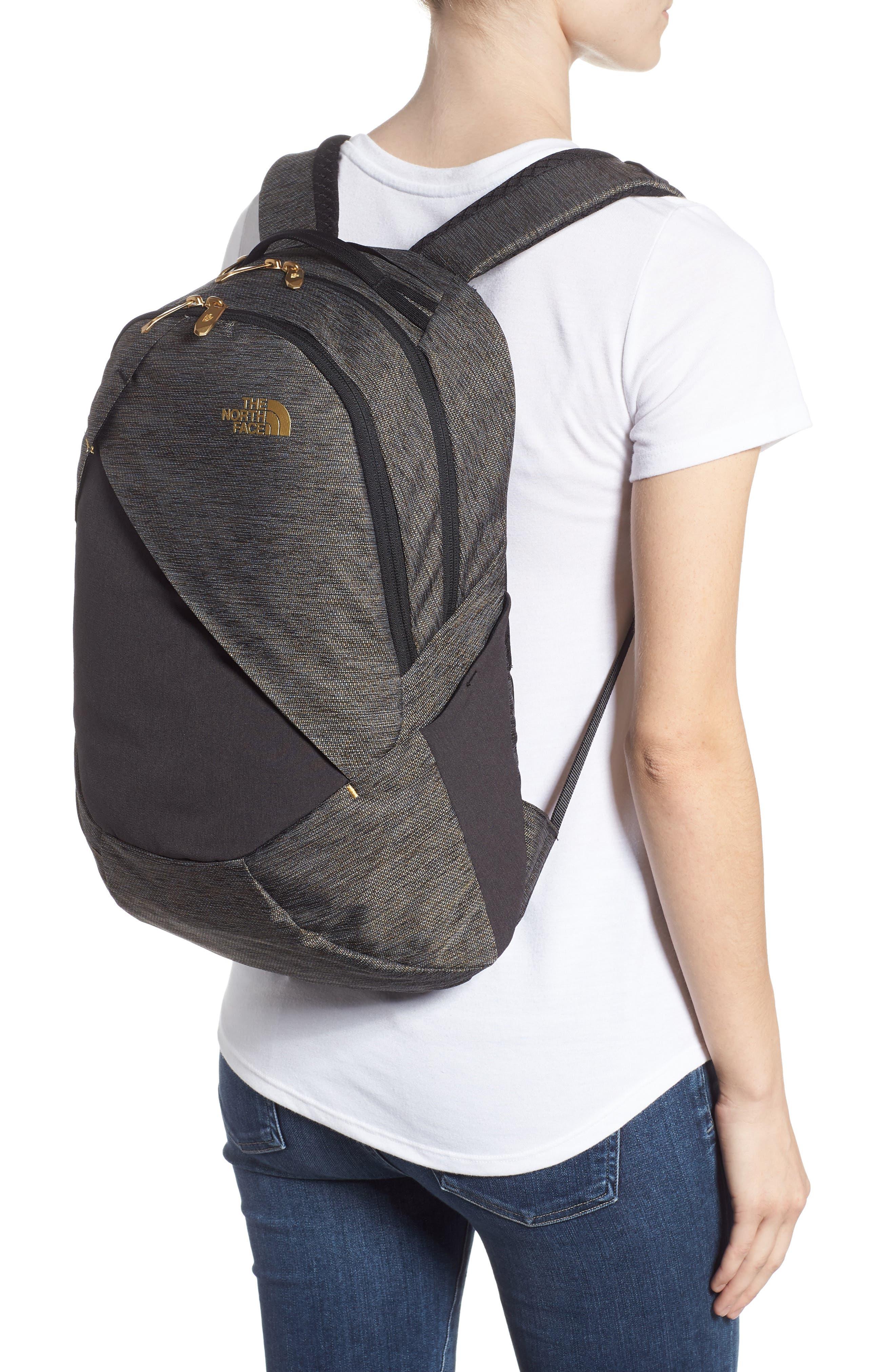 'Isabella' Backpack,                             Alternate thumbnail 2, color,                             TNF BLACK BRASS MELANGE