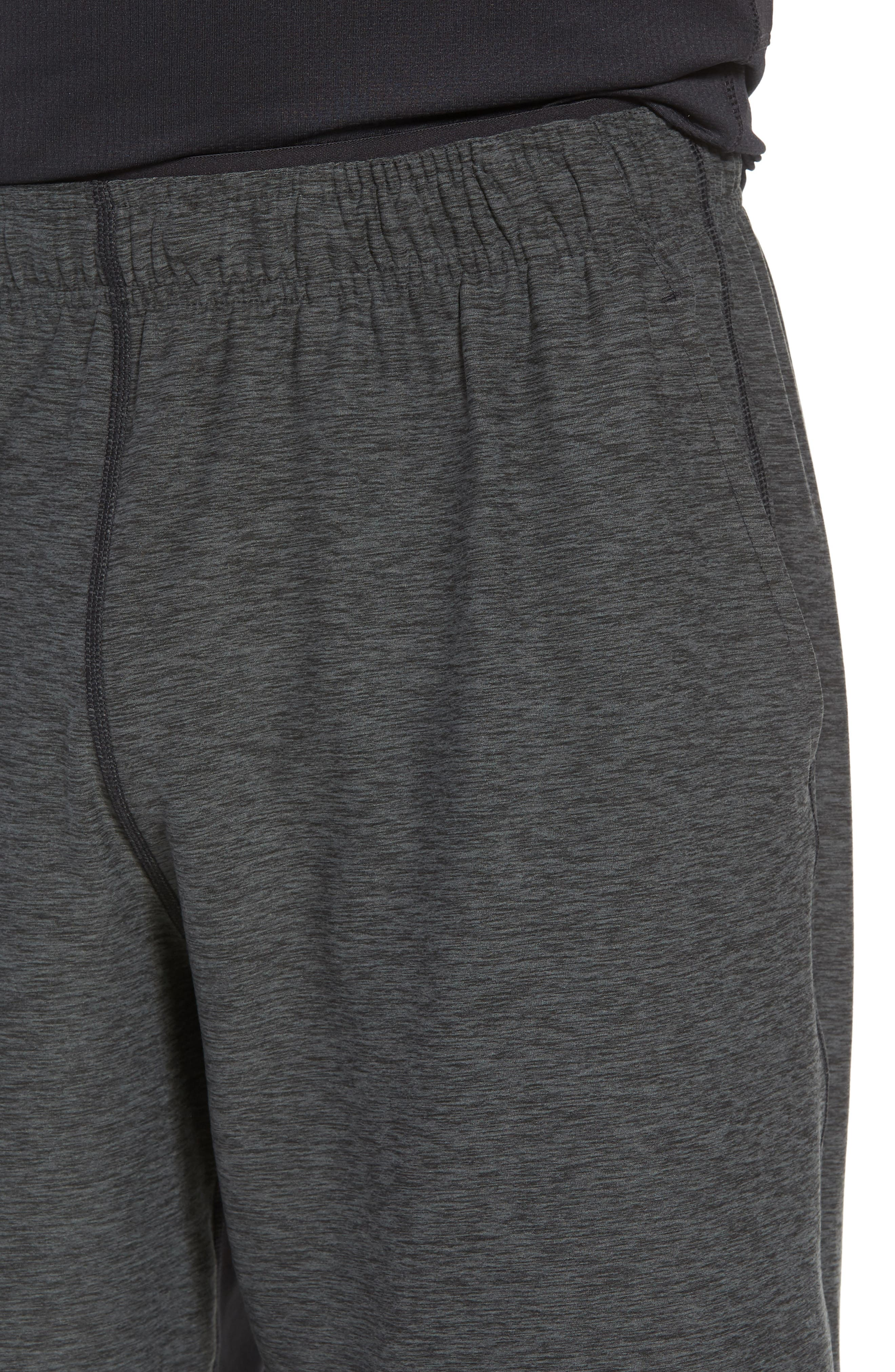 Anticipate Shorts,                             Alternate thumbnail 4, color,                             HEATHER CHARCOAL