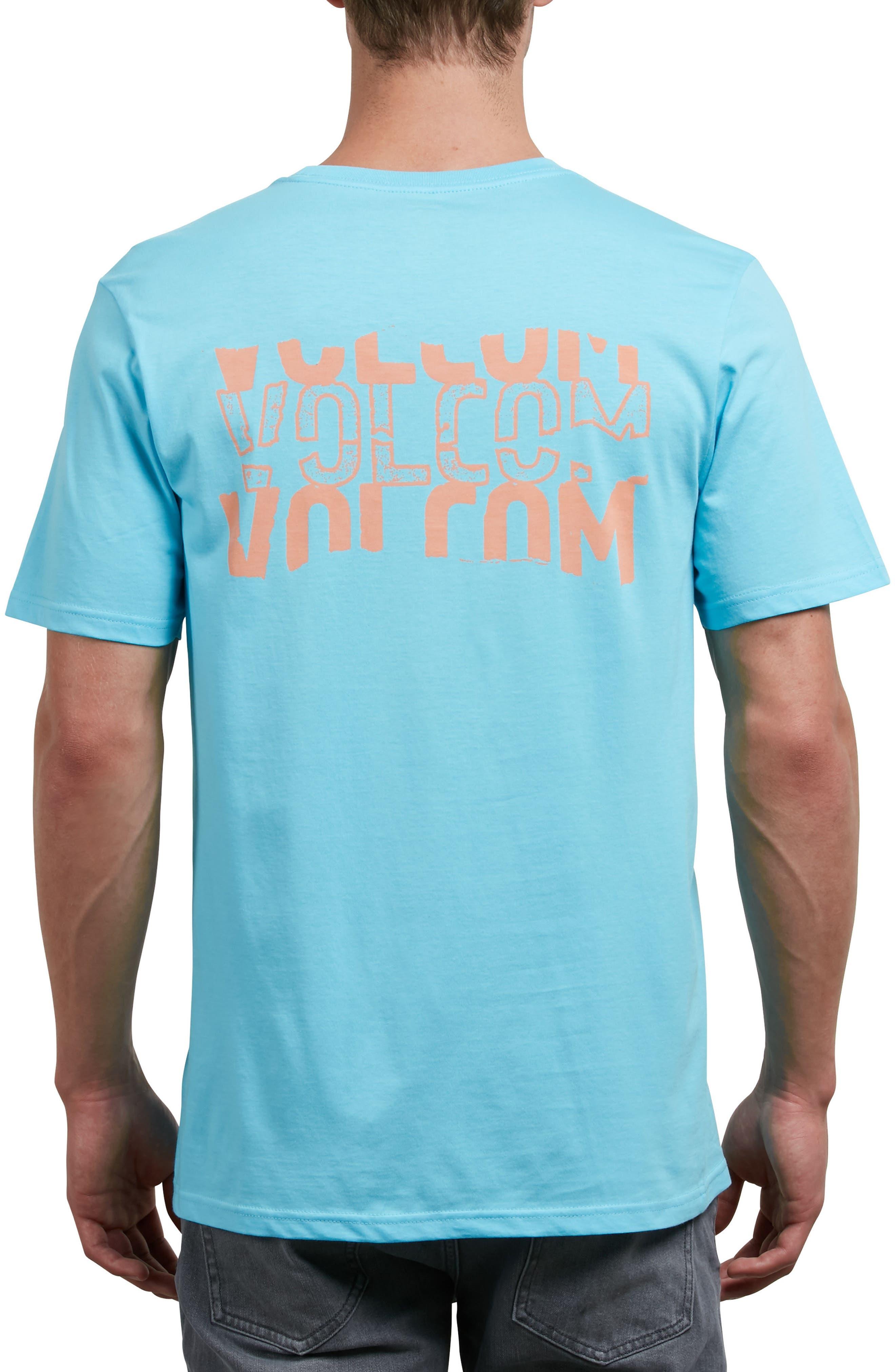 Fracture T-Shirt,                             Alternate thumbnail 4, color,