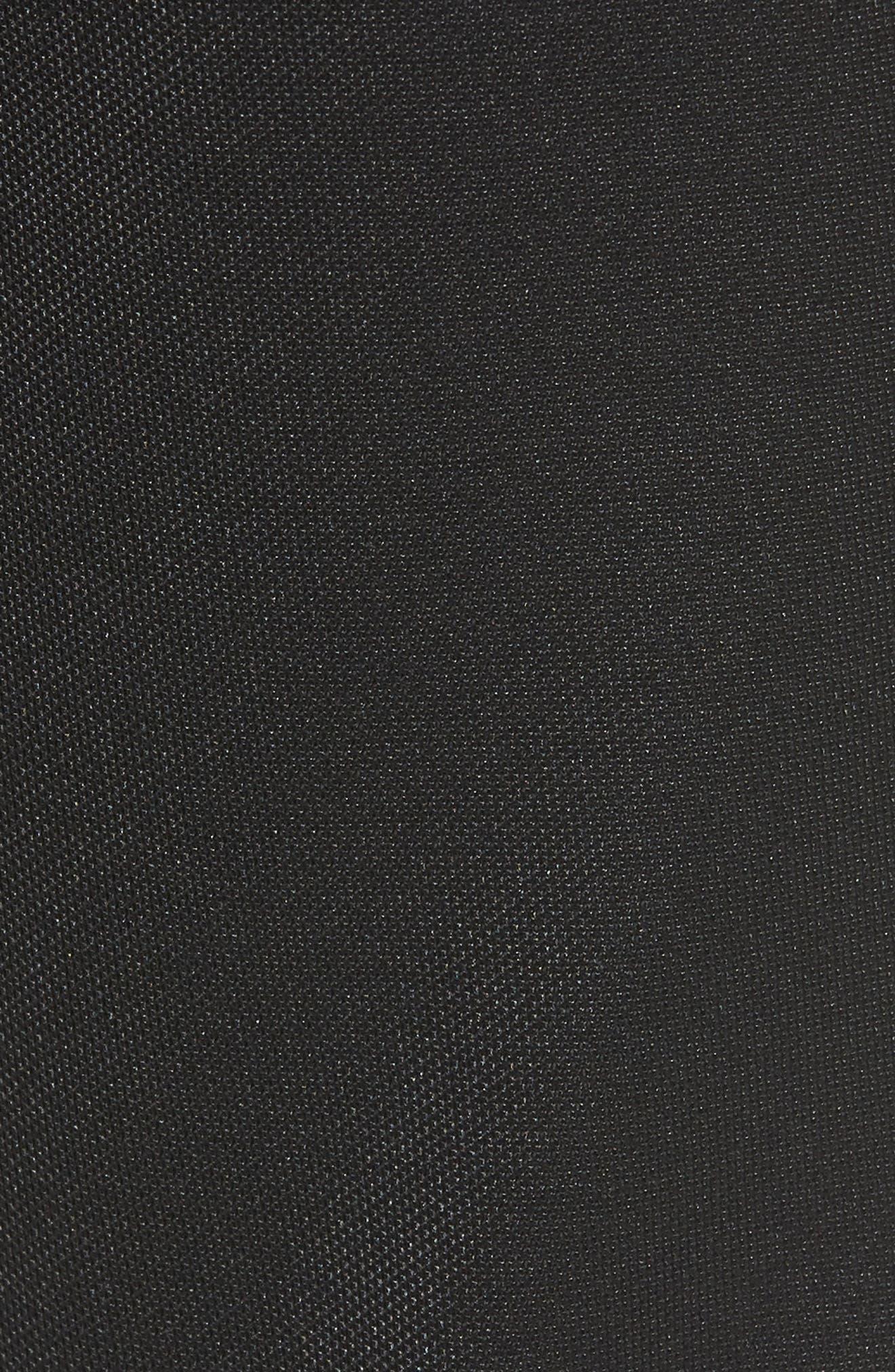 Casual Regular Fit Sweatpants,                             Alternate thumbnail 5, color,                             001