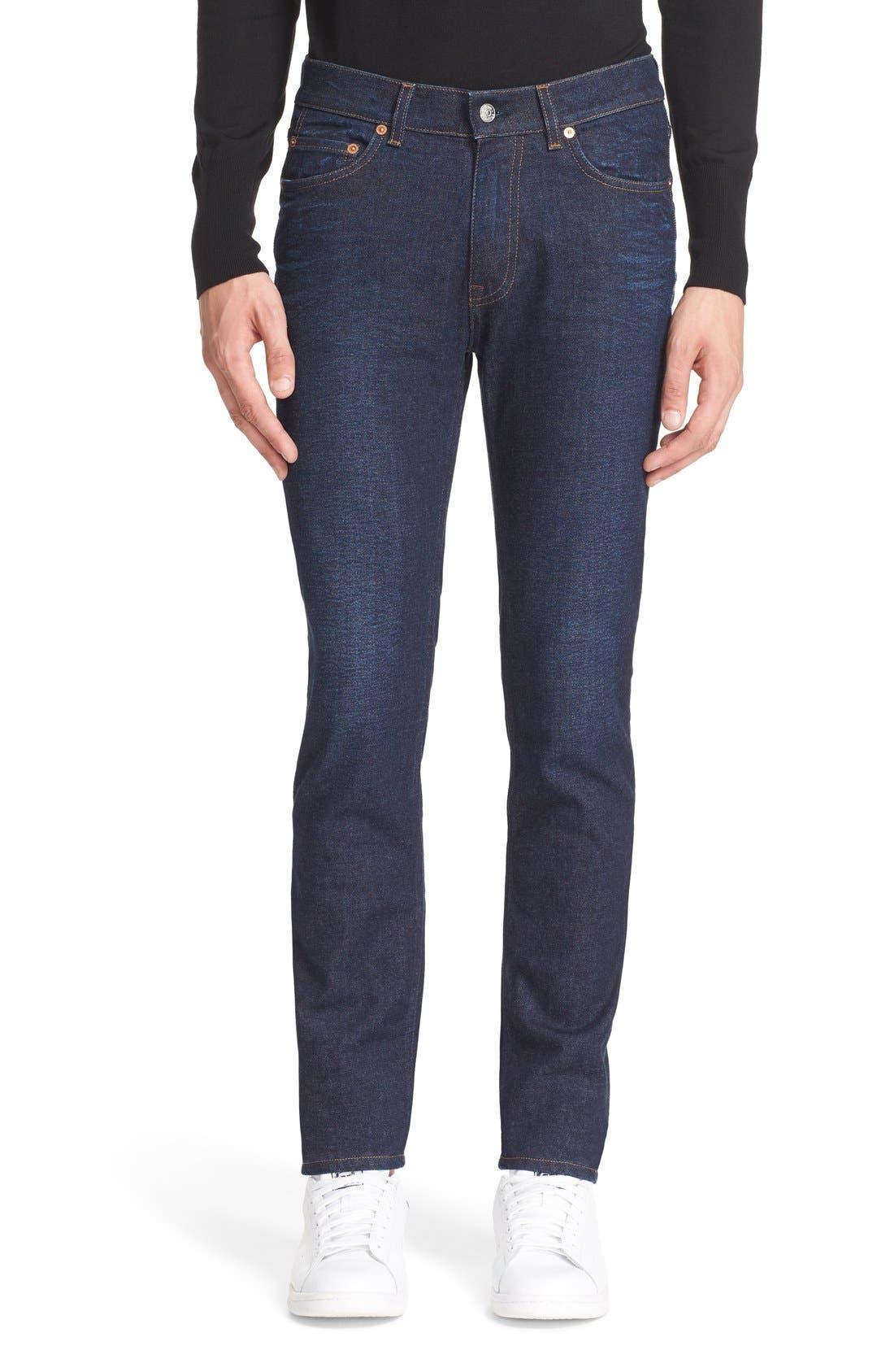 Ace Slim Fit Jeans, Main, color, 400