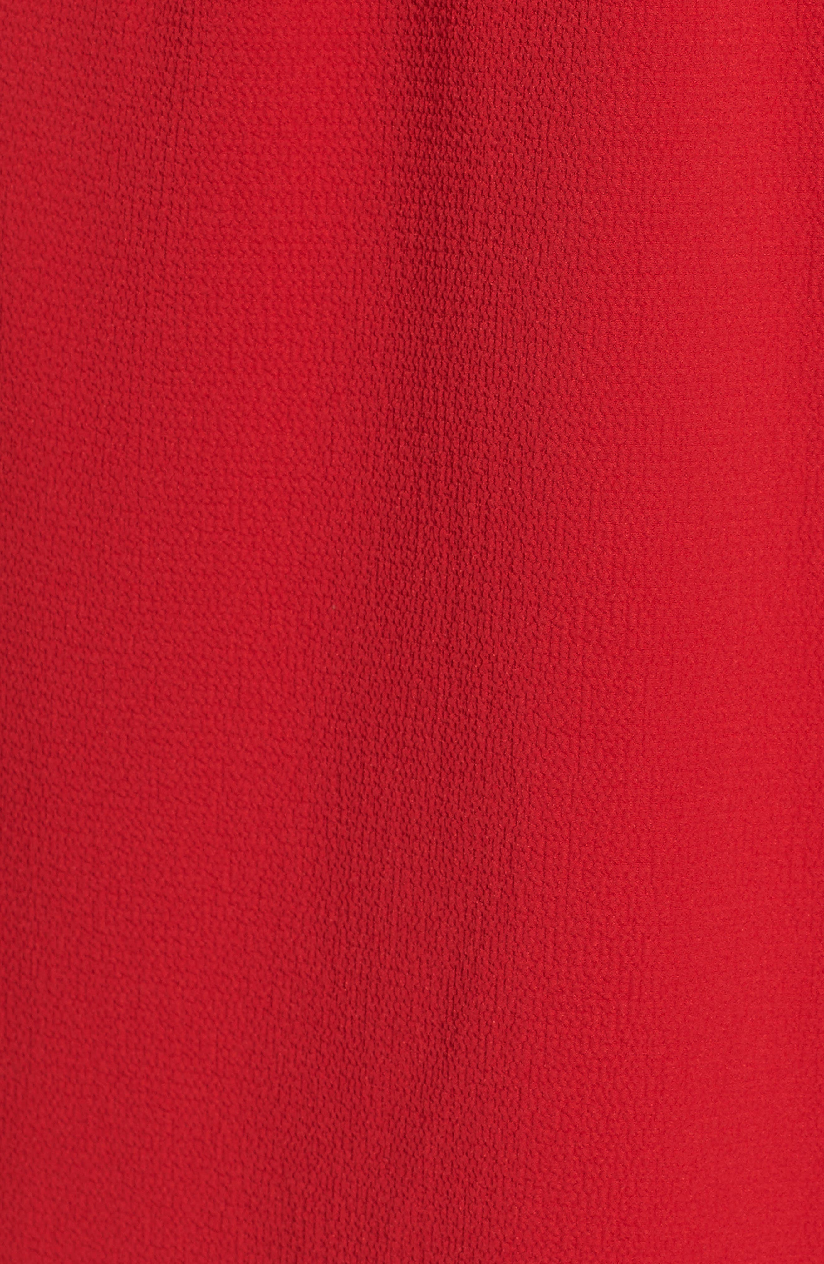 Stretch Crepe Dress,                             Alternate thumbnail 25, color,