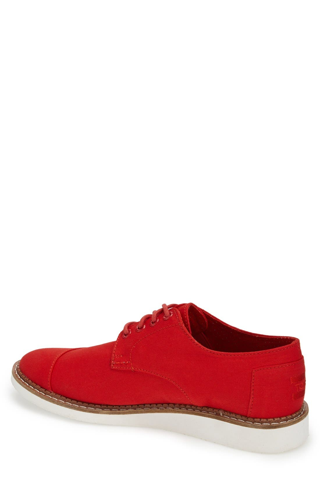 'Classic Brogue' Cotton Twill Derby,                             Alternate thumbnail 30, color,