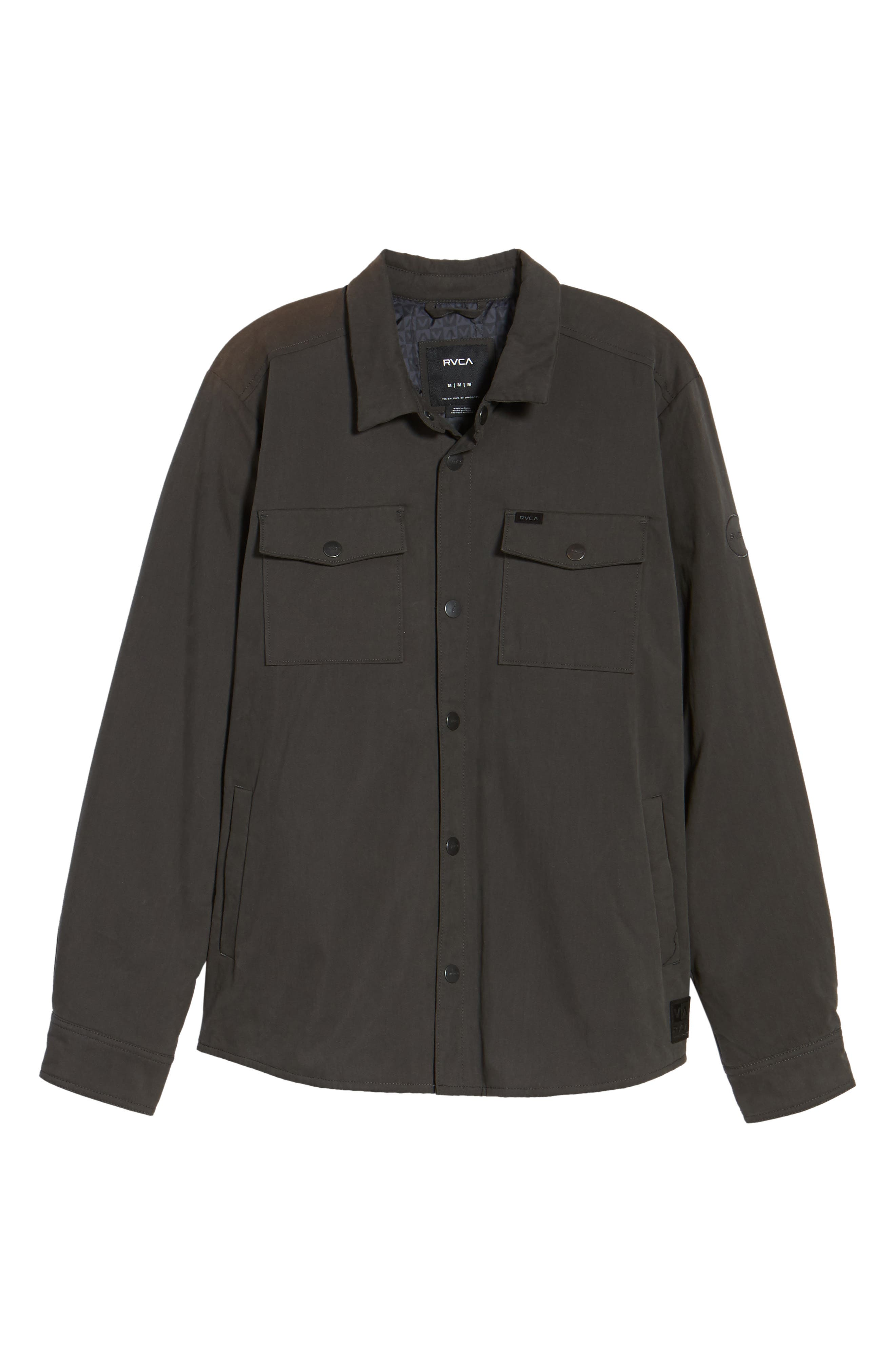 Officer's Shirt Jacket,                             Alternate thumbnail 5, color,