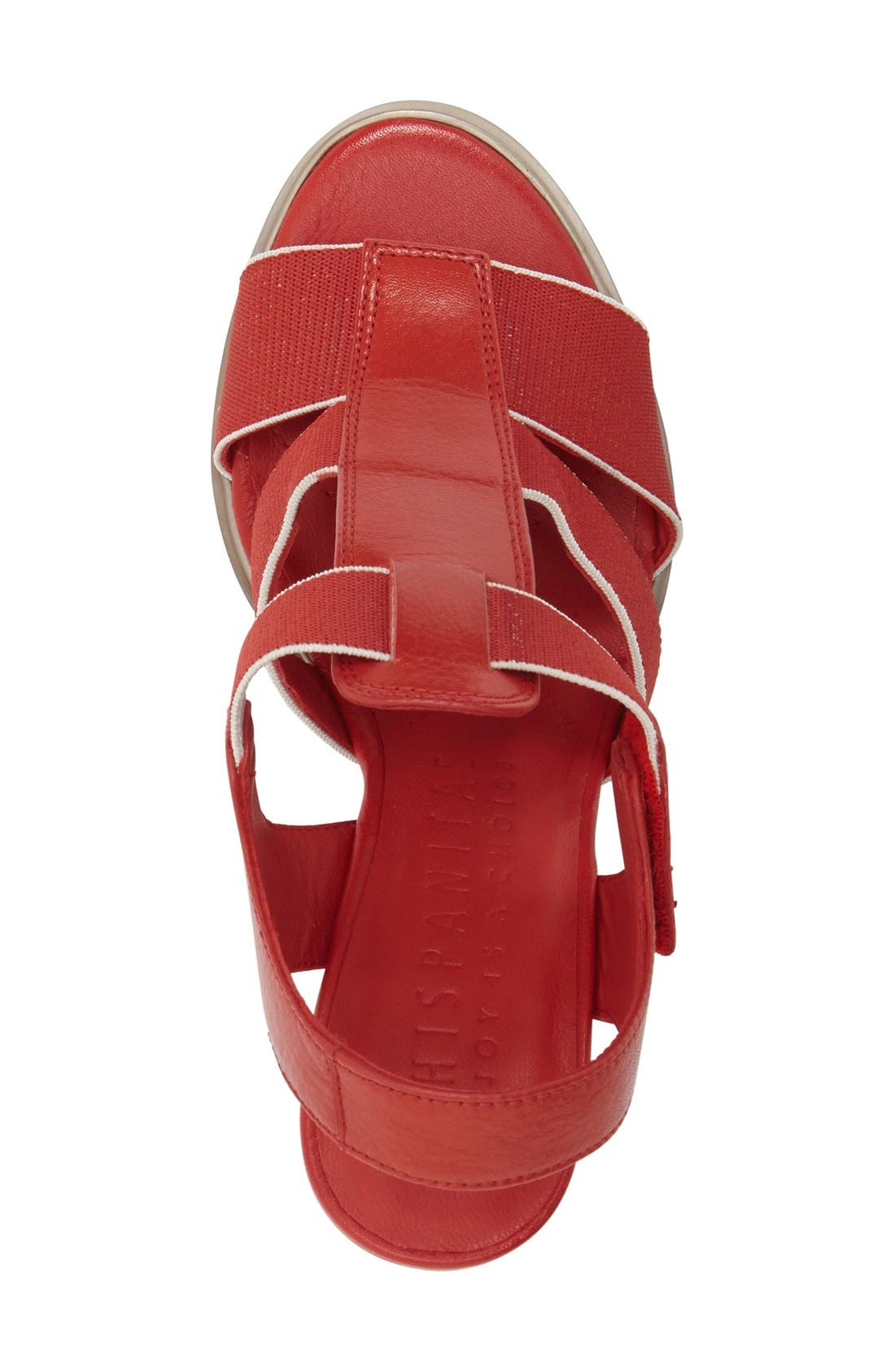 'Matchless' Sandal,                             Alternate thumbnail 6, color,