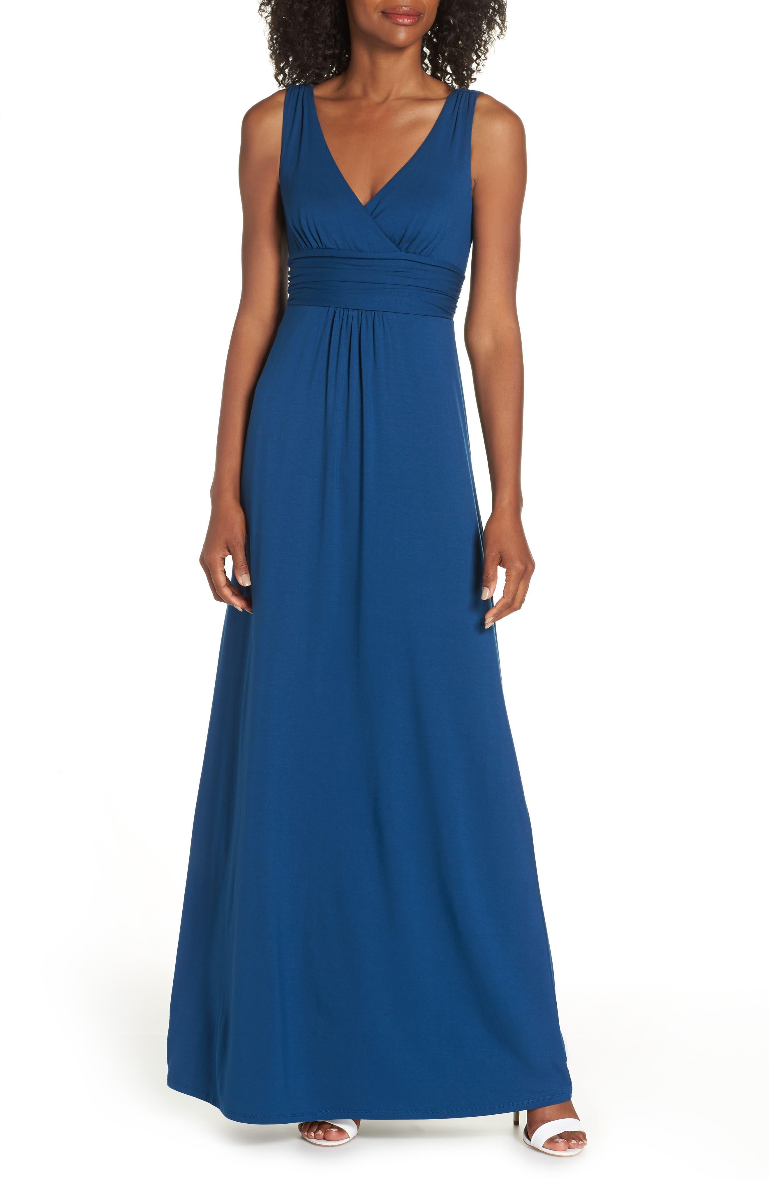 Lilly Pulitzer Sloane Maxi Dress, Blue
