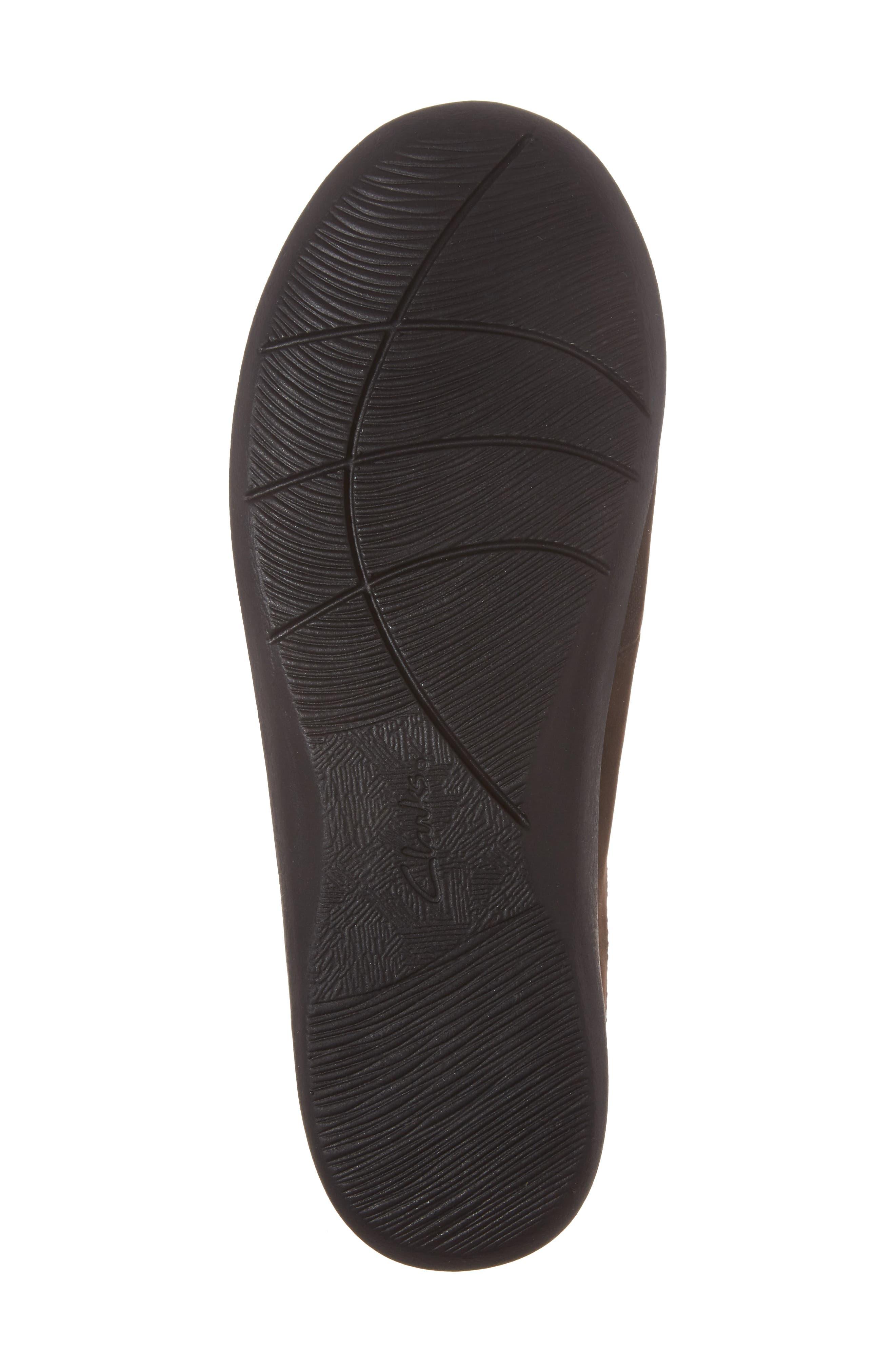 Sillian Pine Sneaker,                             Alternate thumbnail 6, color,                             BROWN CANVAS