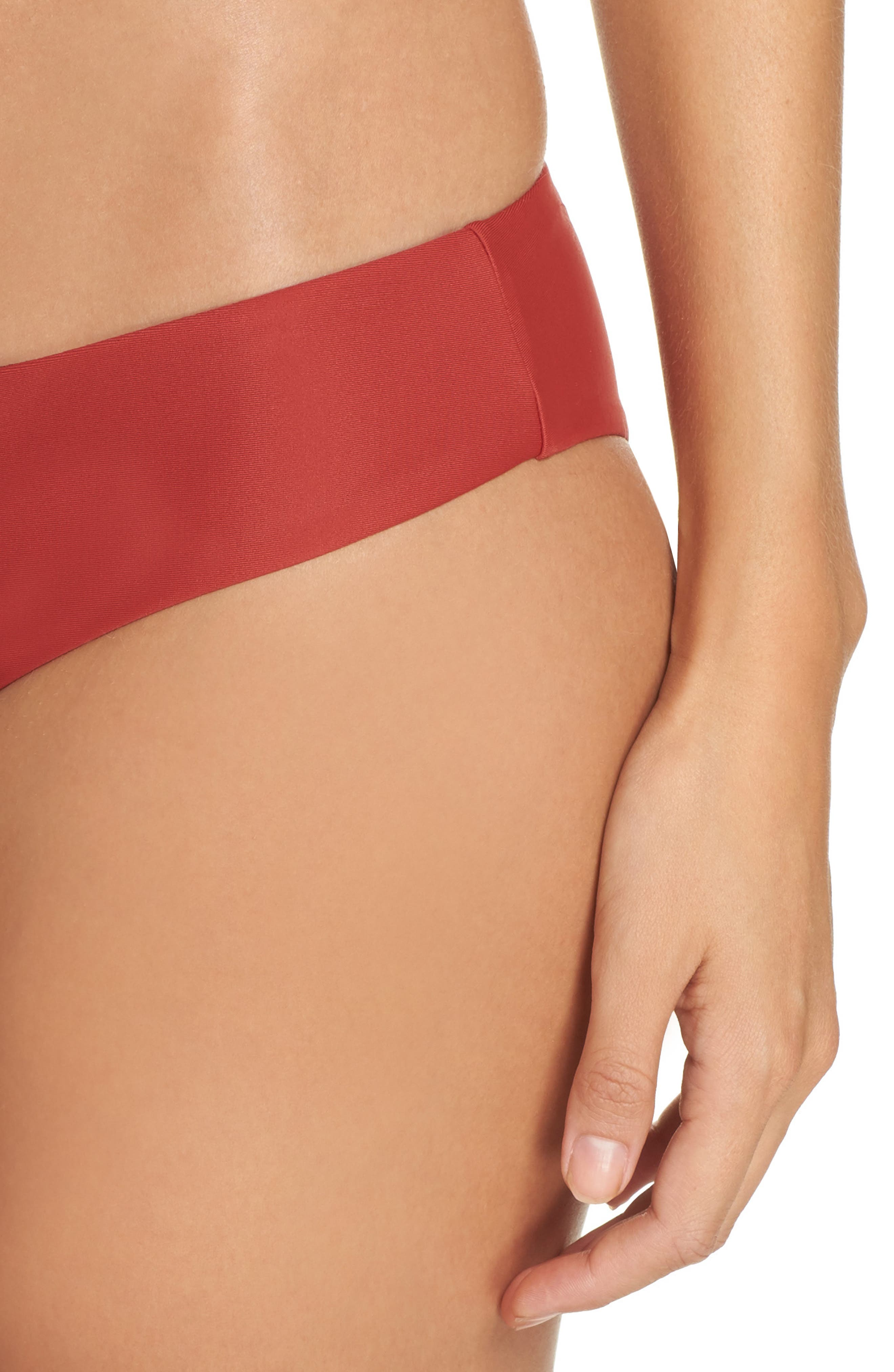 Cutout Hipster Bikini Bottoms,                             Alternate thumbnail 8, color,