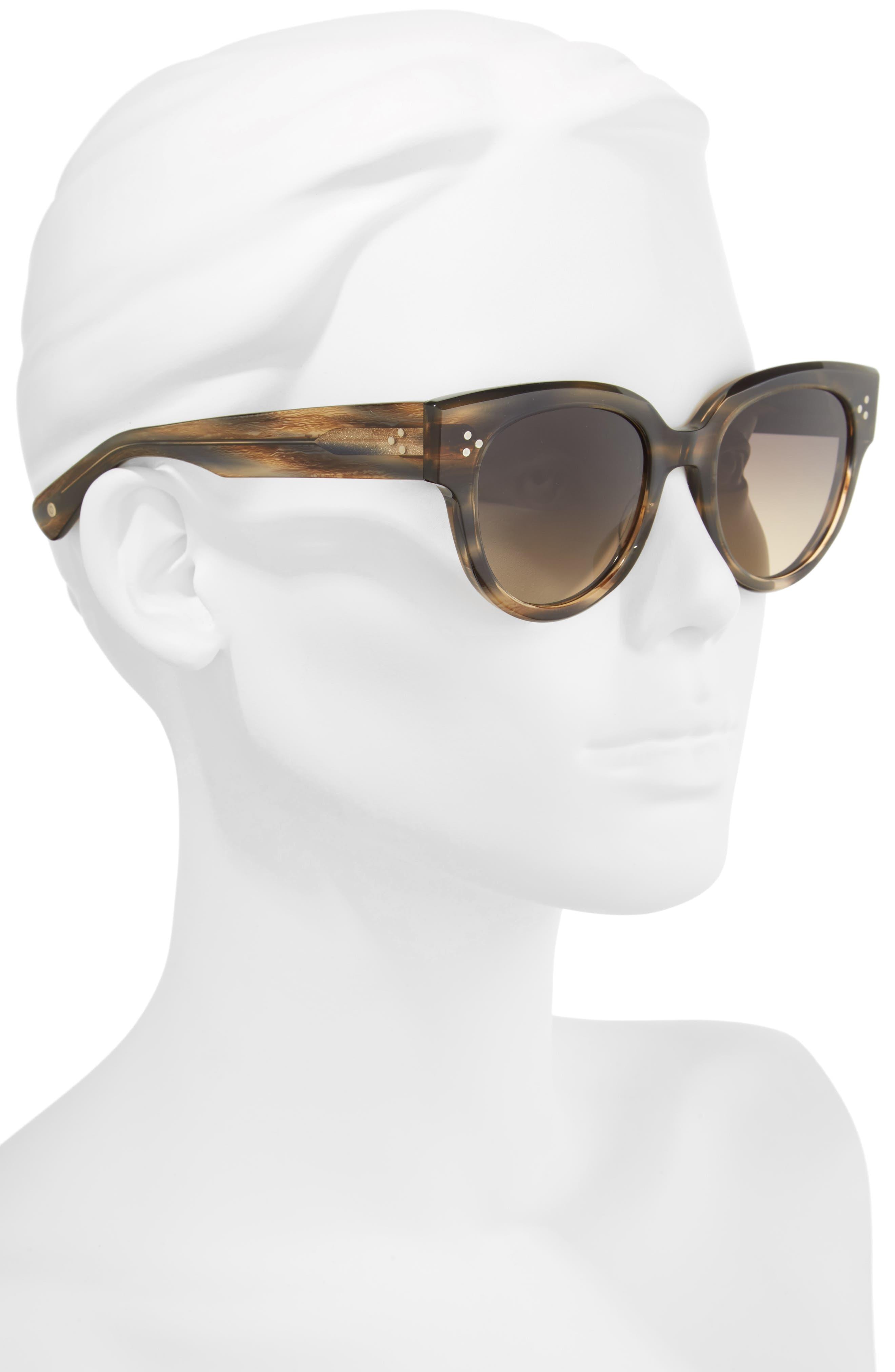 Pettibone 52mm Polarized Sunglasses,                             Alternate thumbnail 7, color,