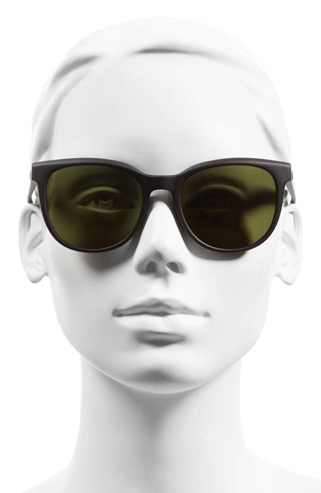 'Bengal' 52mm Sunglasses,                             Alternate thumbnail 2, color,                             001