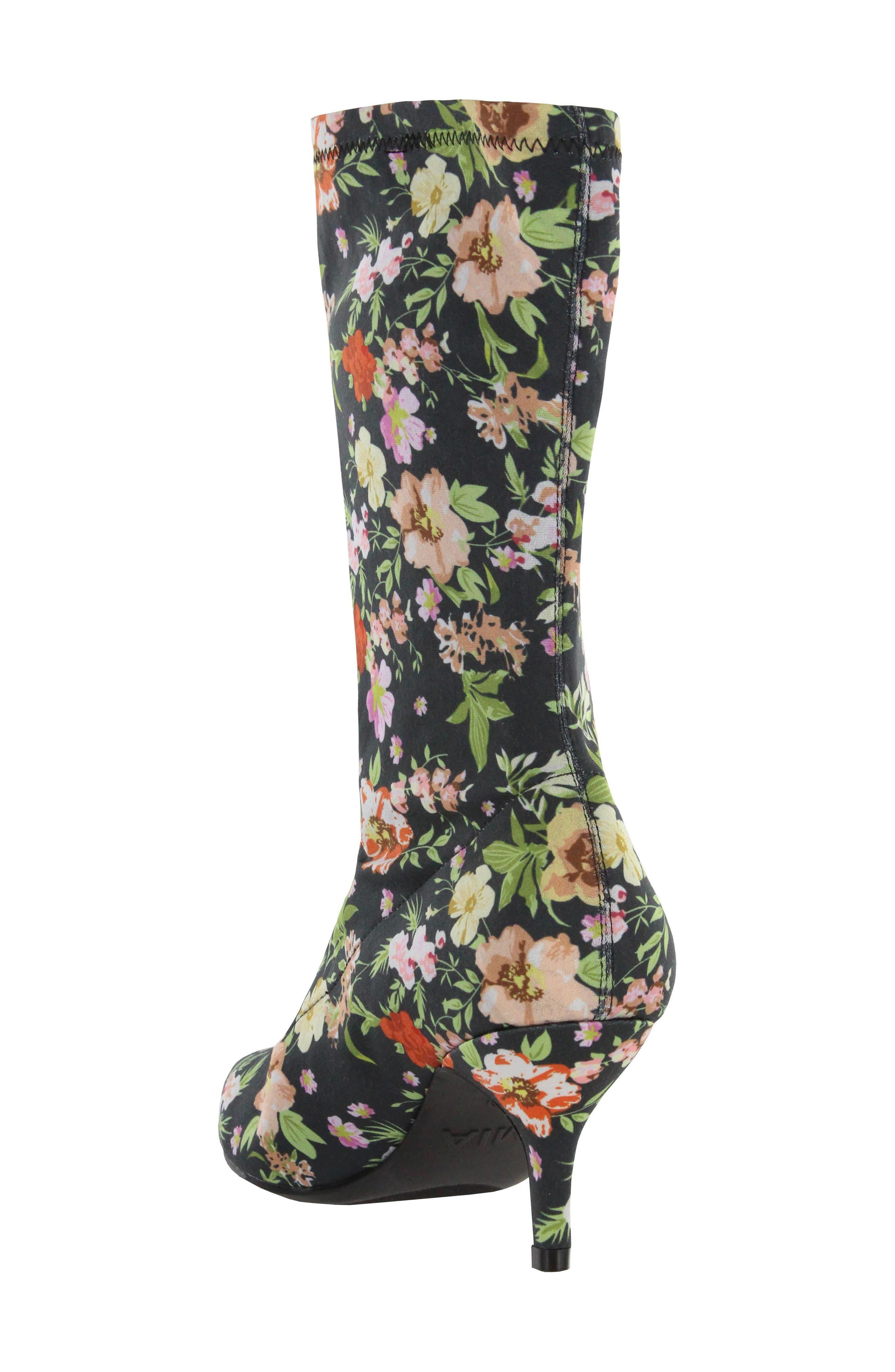 Camilla Sock Boot,                             Alternate thumbnail 5, color,