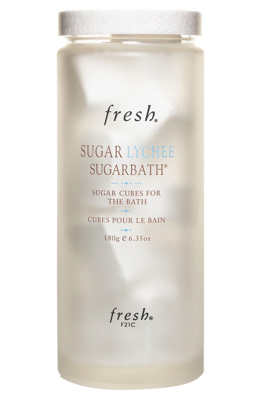 Sugar Lychee Bath Cubes,                             Main thumbnail 1, color,                             000