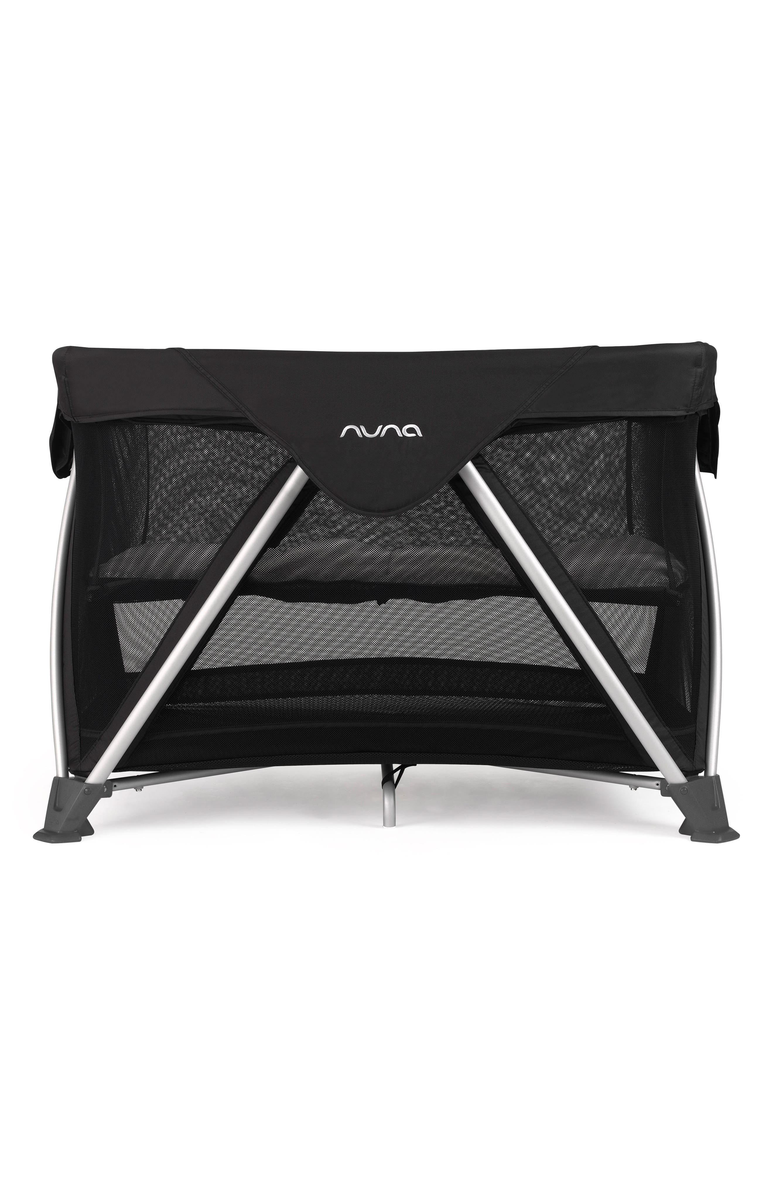 SENA<sup>™</sup> Mini Aire Travel Crib,                             Main thumbnail 1, color,                             NIGHT