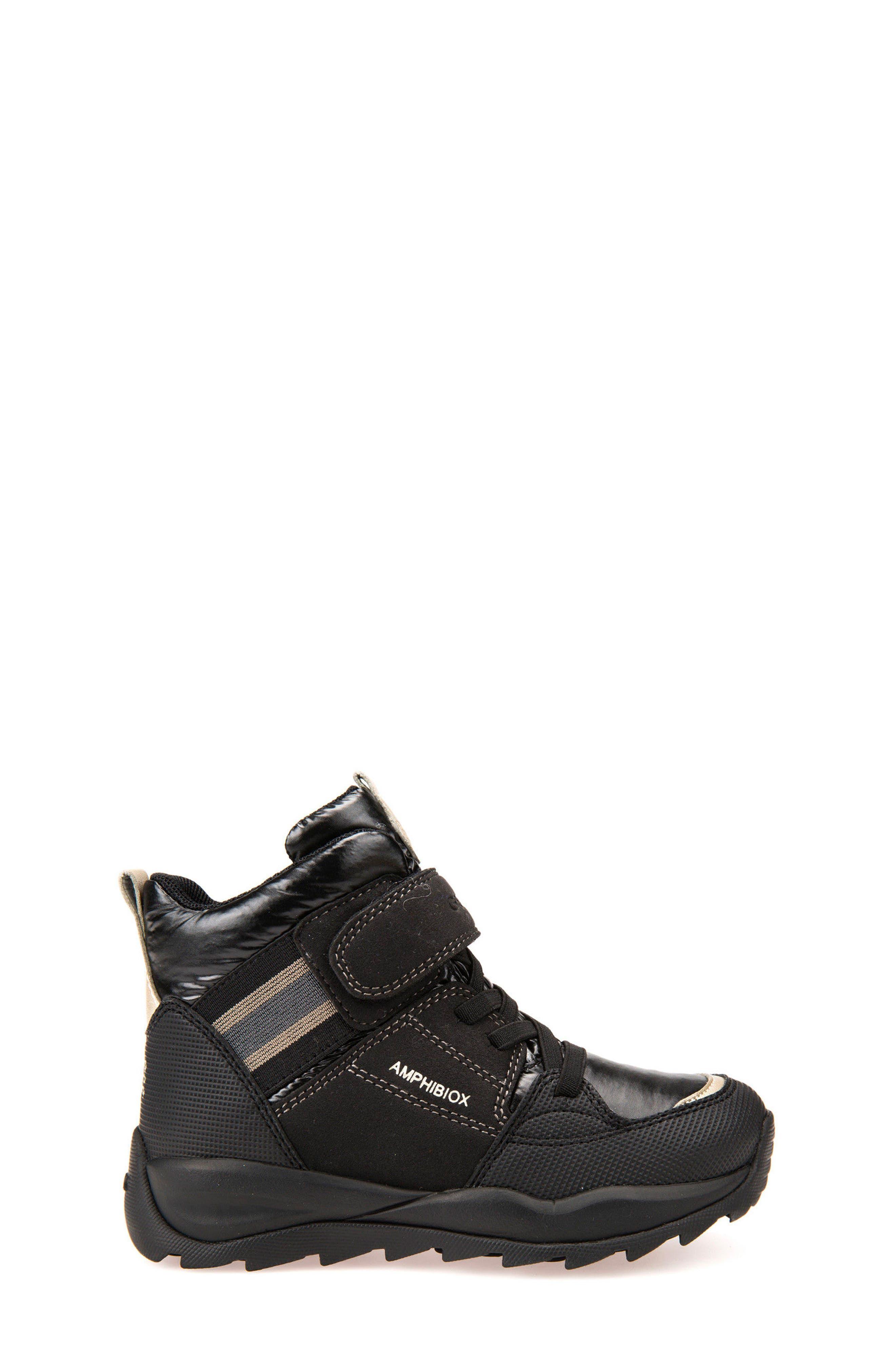 Orizont ABX Waterproof Boot,                             Alternate thumbnail 3, color,                             001