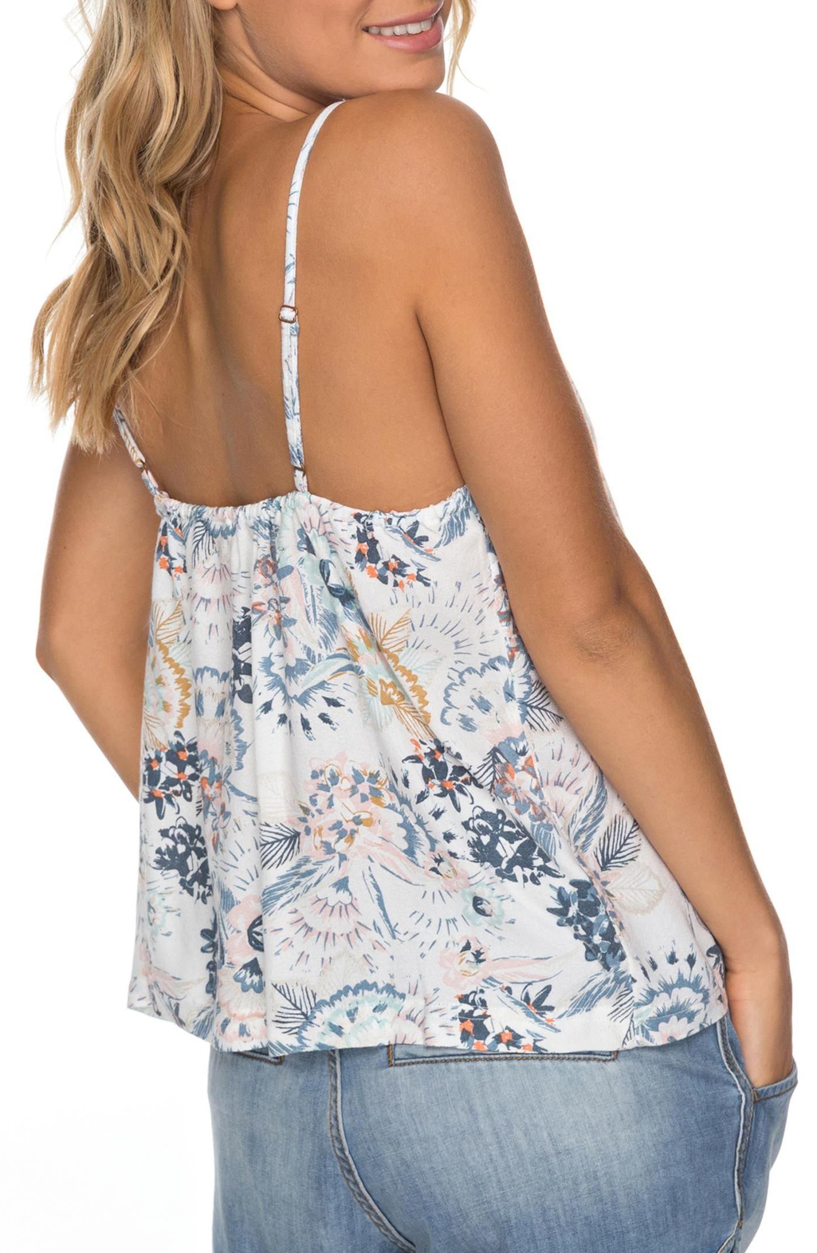 Fantasy Earth Flowy Camisole,                             Alternate thumbnail 2, color,                             101