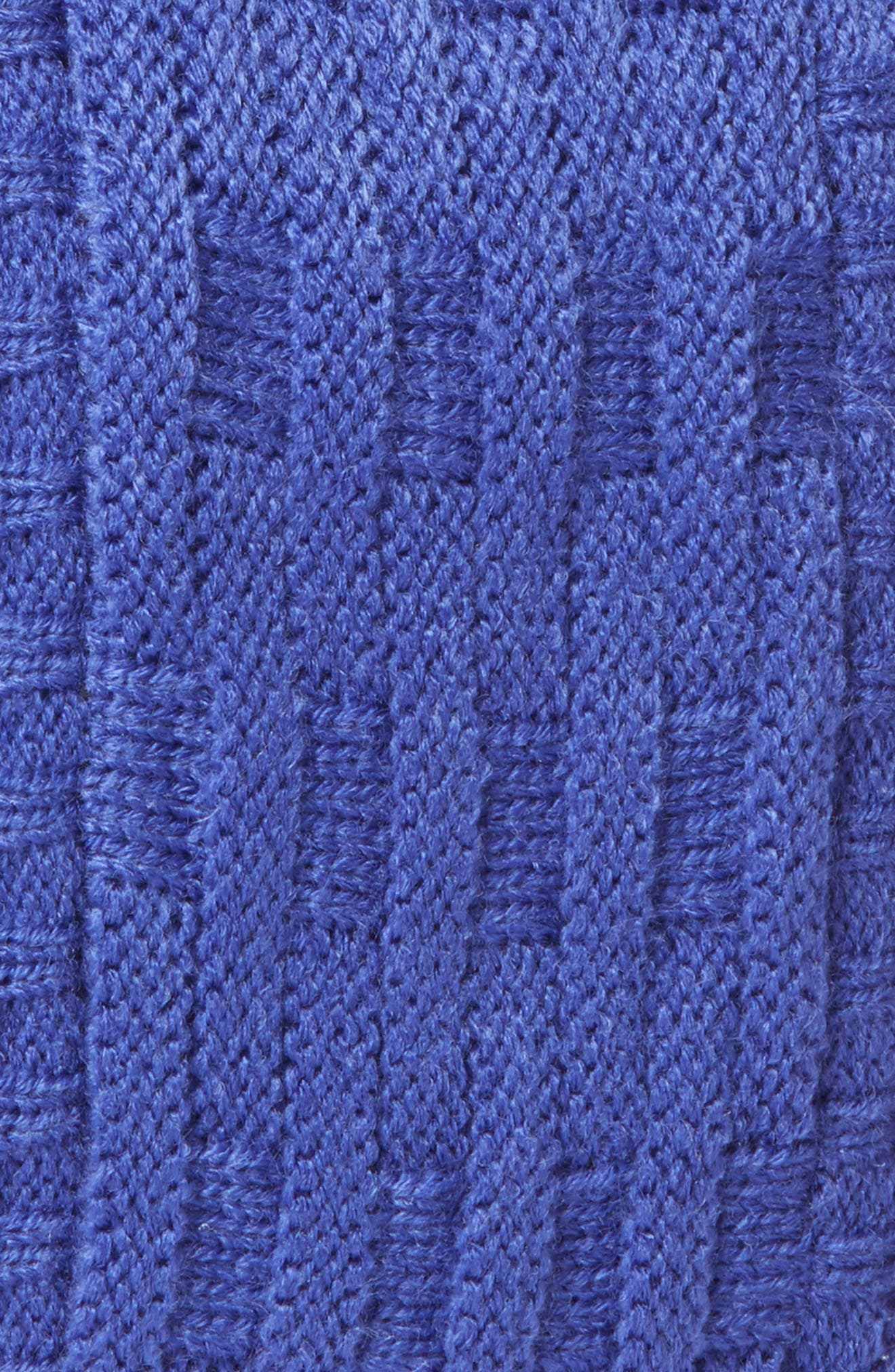 Cross Cable Knit Headband,                             Alternate thumbnail 19, color,