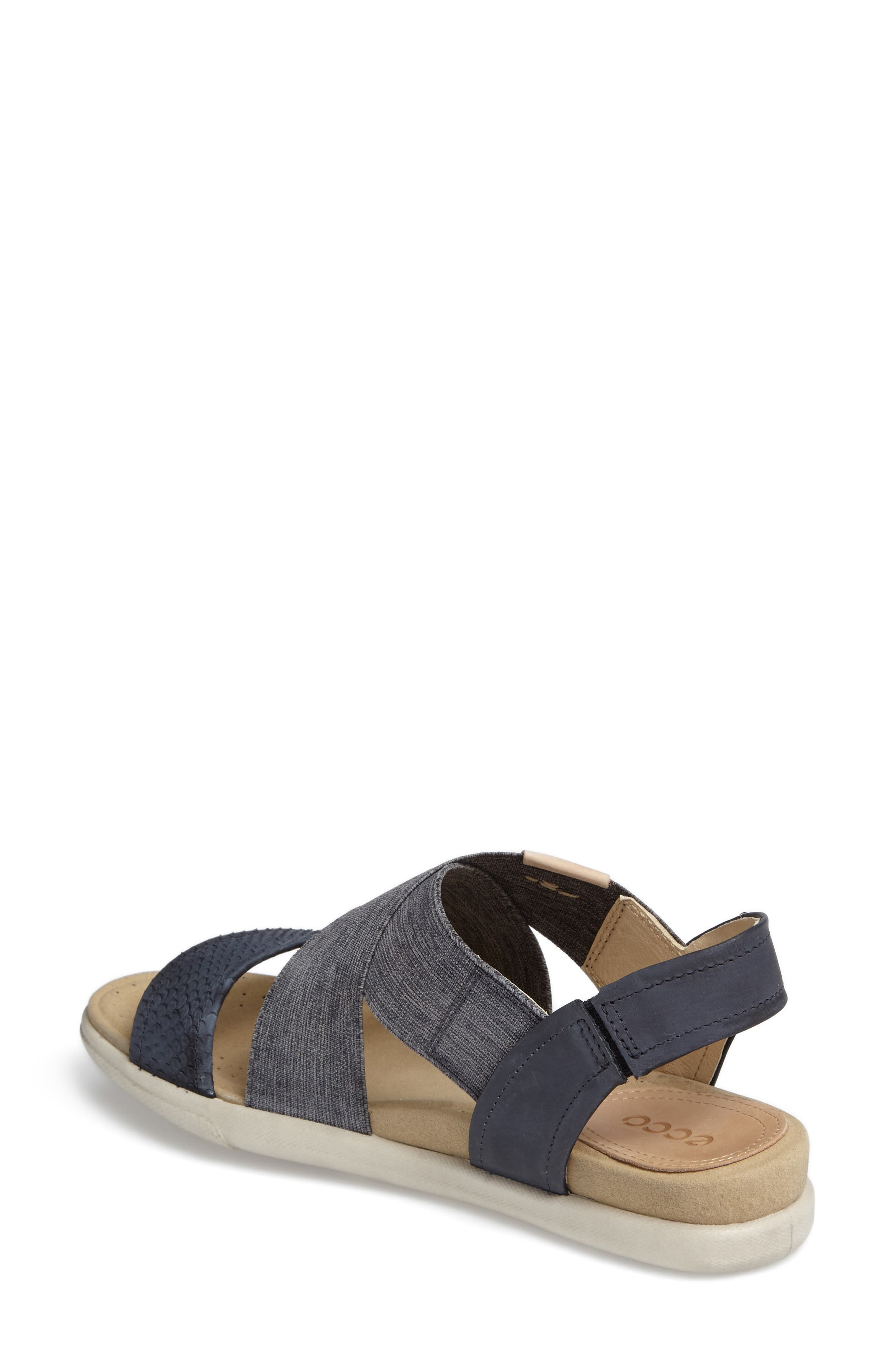 Damara Cross-Strap Sandal,                             Alternate thumbnail 12, color,