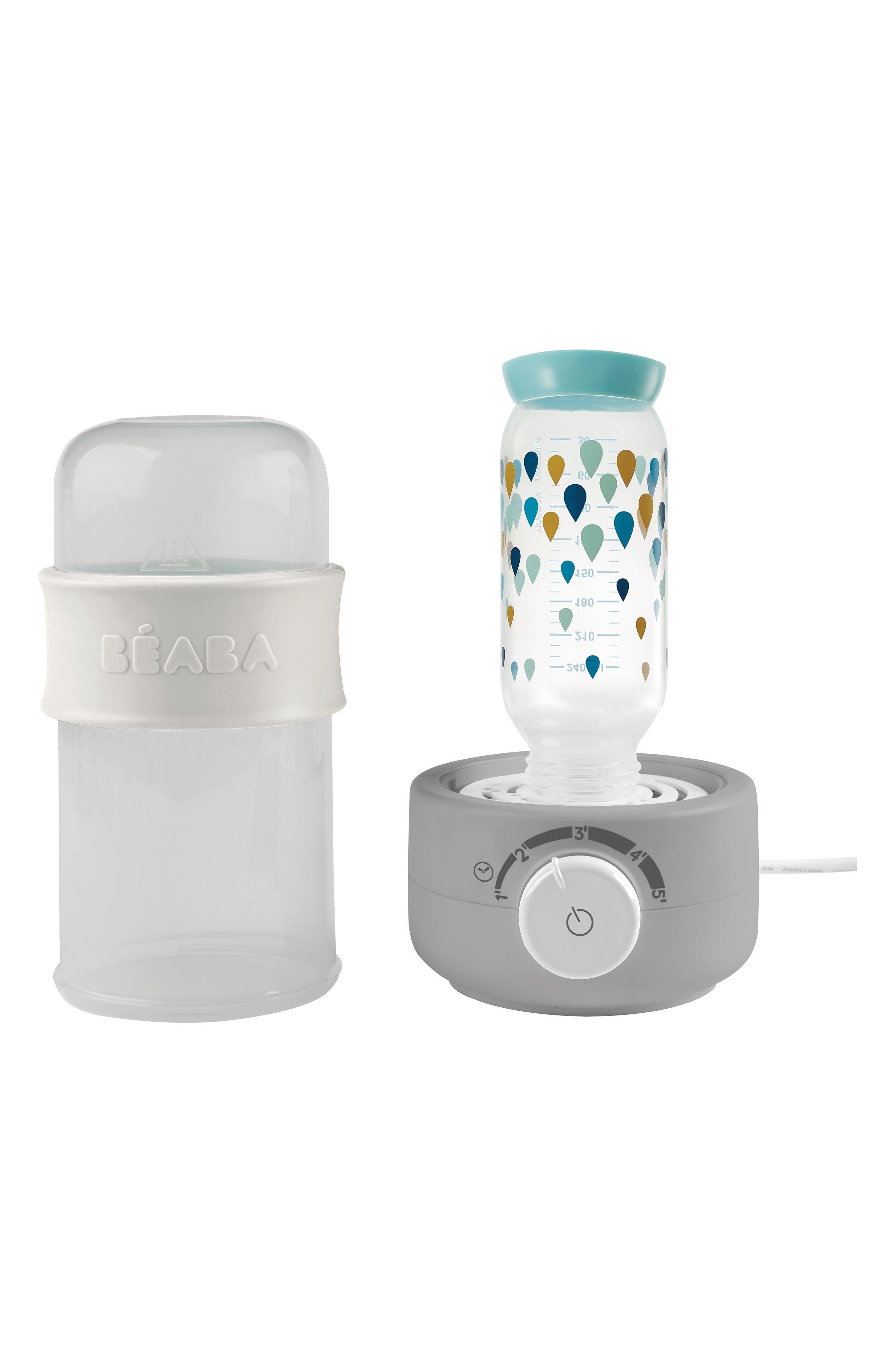 Baby Milk Bottle Warmer,                             Alternate thumbnail 3, color,                             CLOUD