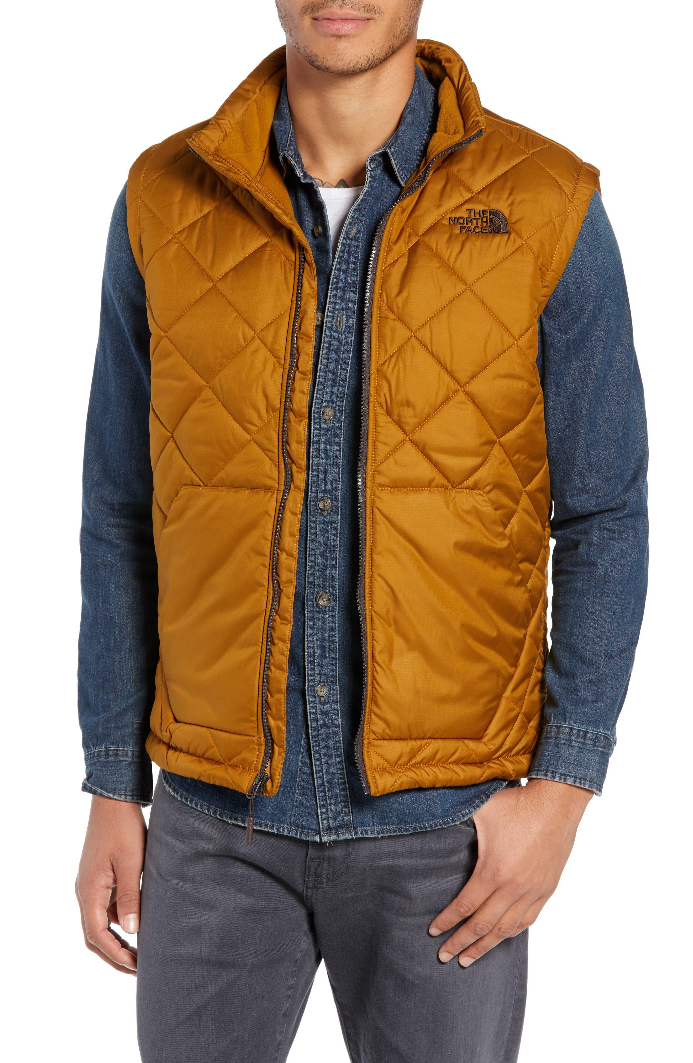 The North Face Cervas Water Repellent Heatseeker(TM) Insulated Vest