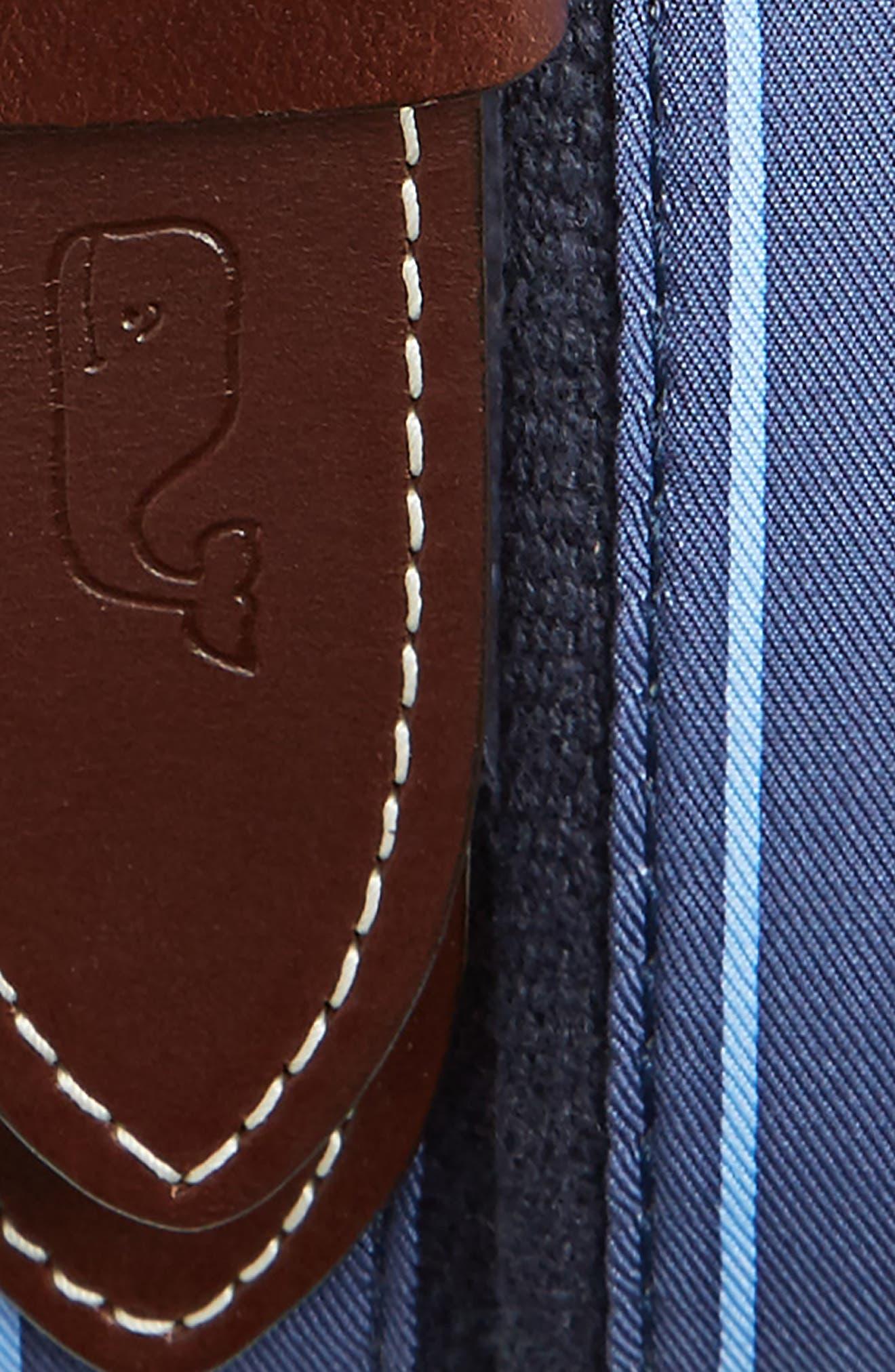 Whaline Match Canvas Belt,                             Alternate thumbnail 4, color,