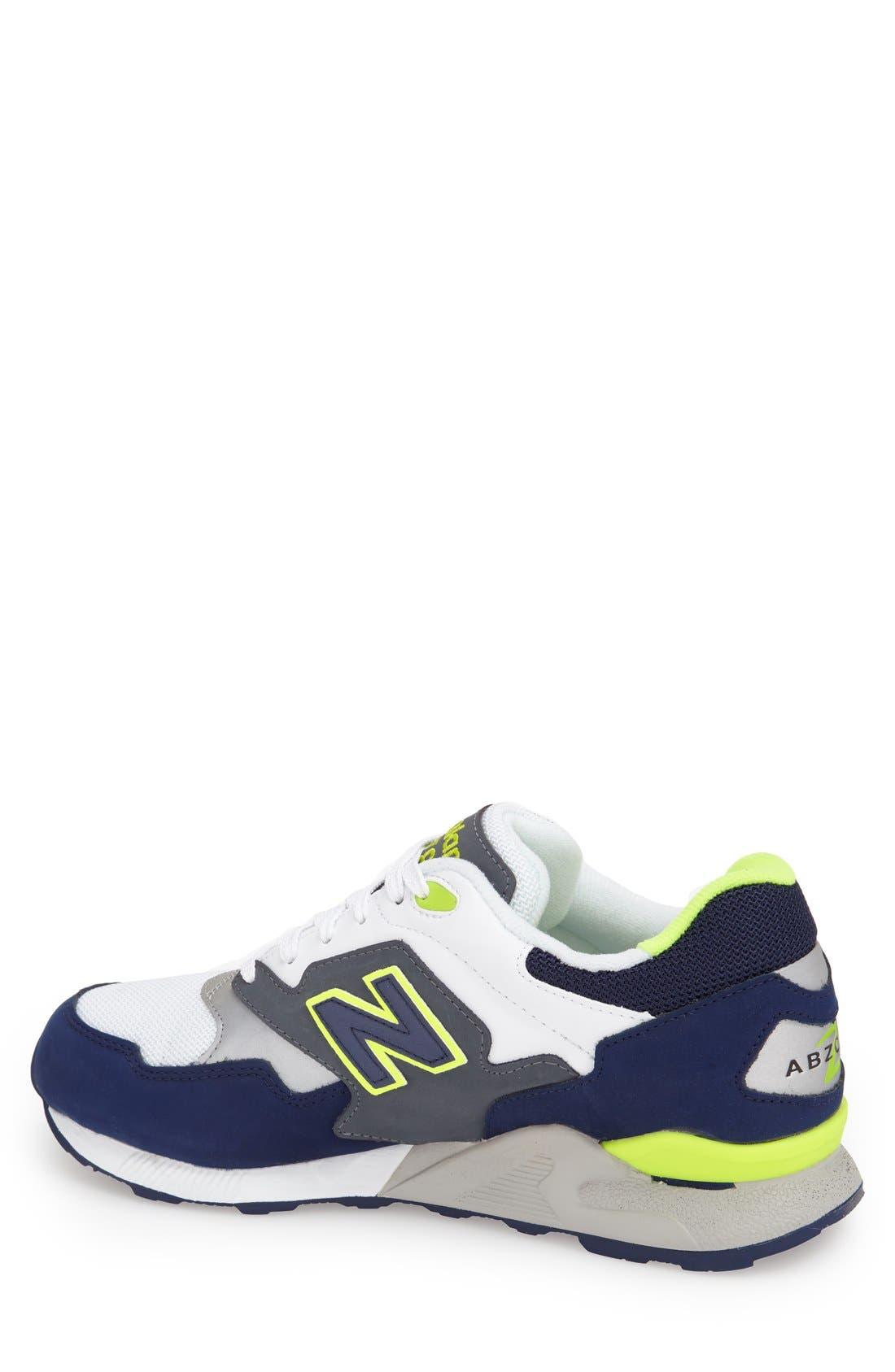 '878' Sneaker,                             Alternate thumbnail 4, color,                             033