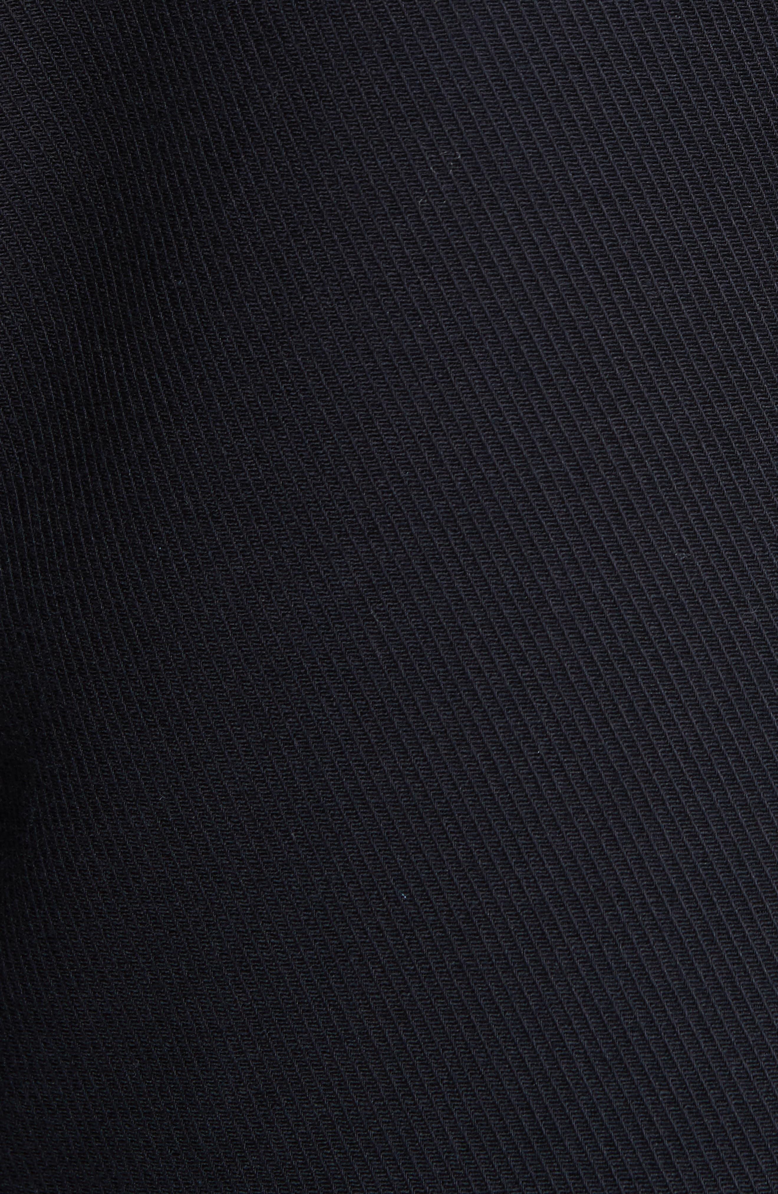 Lafayette Leather Trim Snap Jacket,                             Alternate thumbnail 6, color,                             410