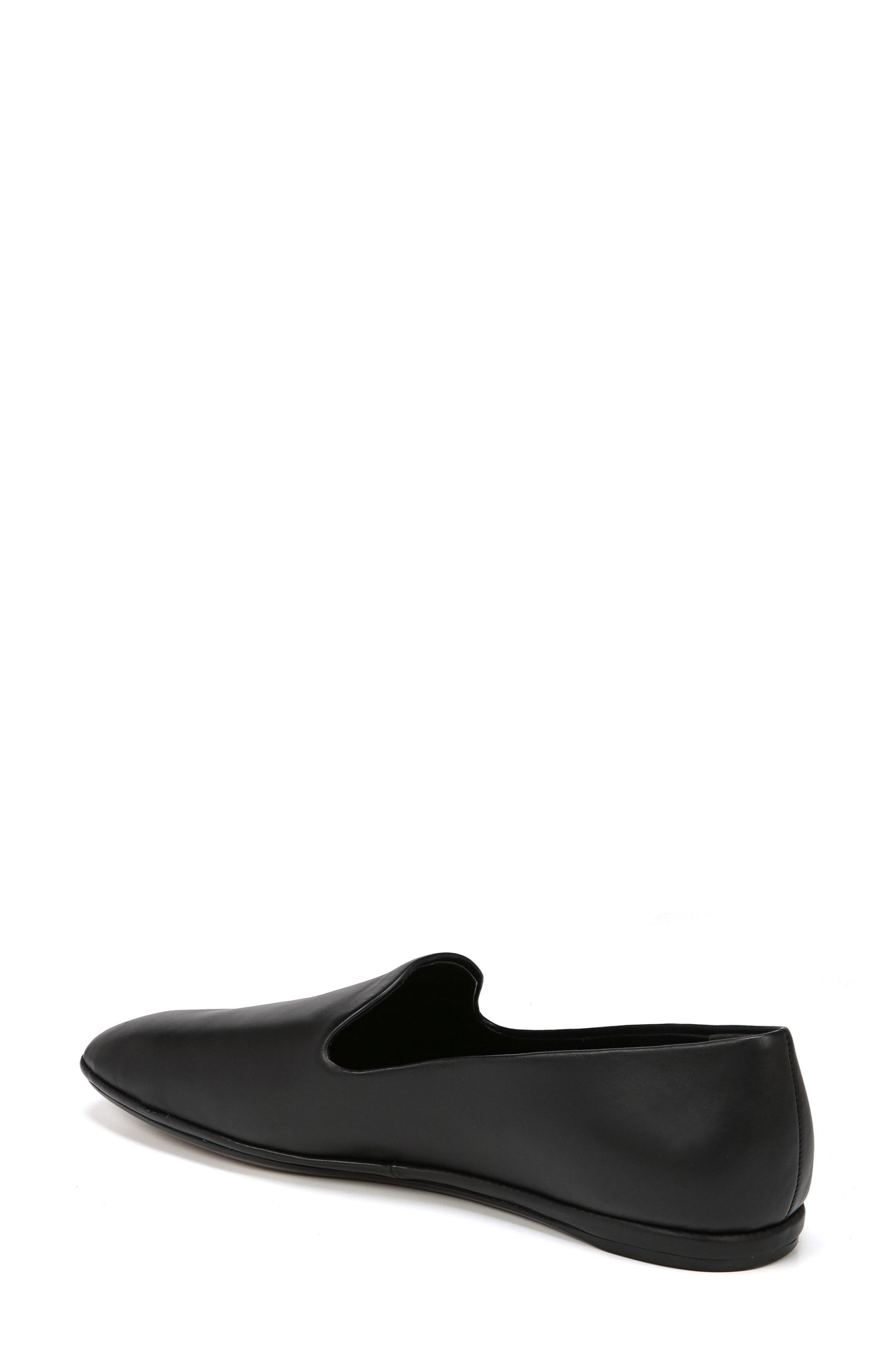 Paz Venetian Loafer,                             Alternate thumbnail 2, color,                             BLACK