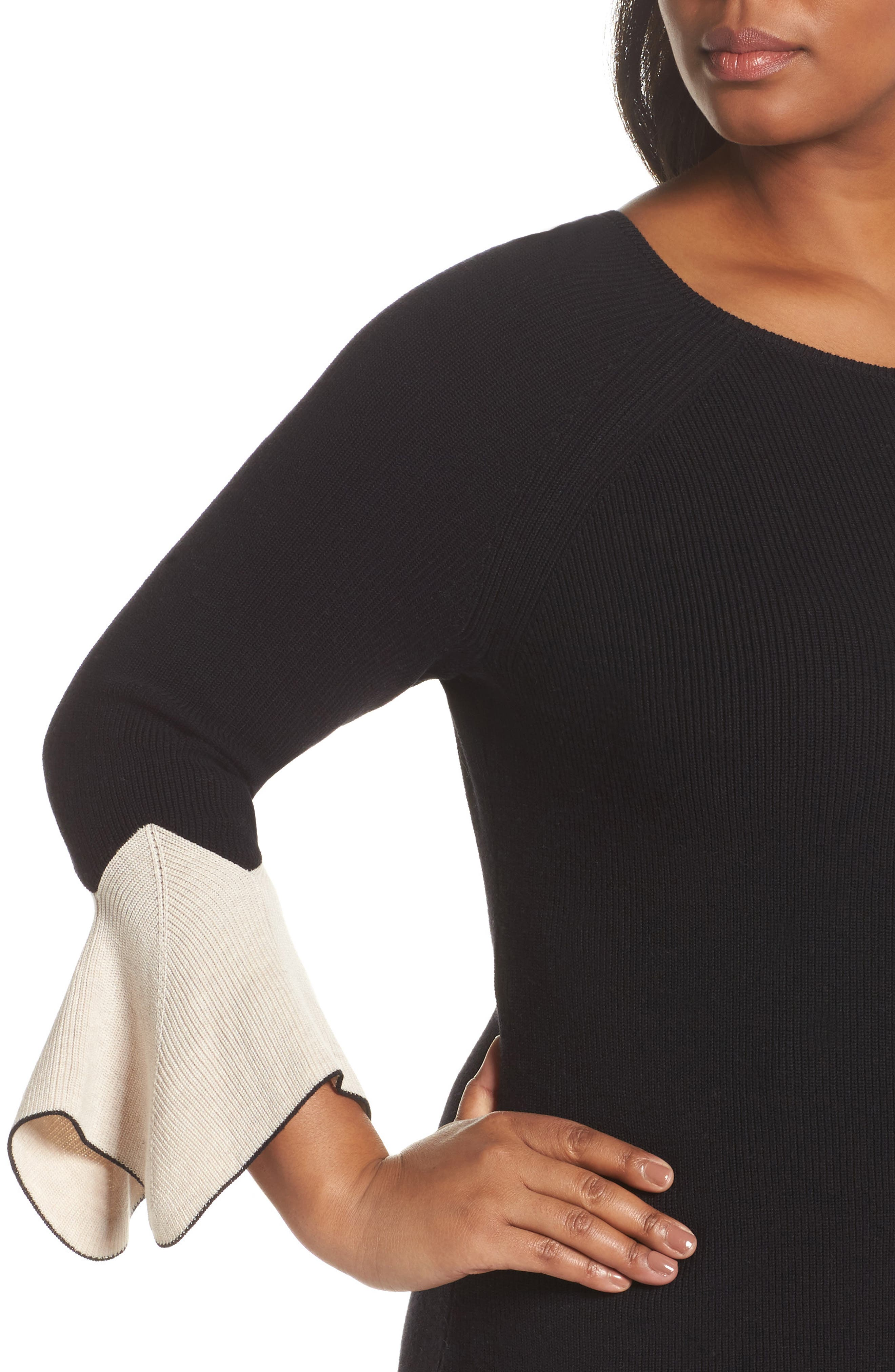 Crystal Cuff Top,                             Alternate thumbnail 4, color,                             004