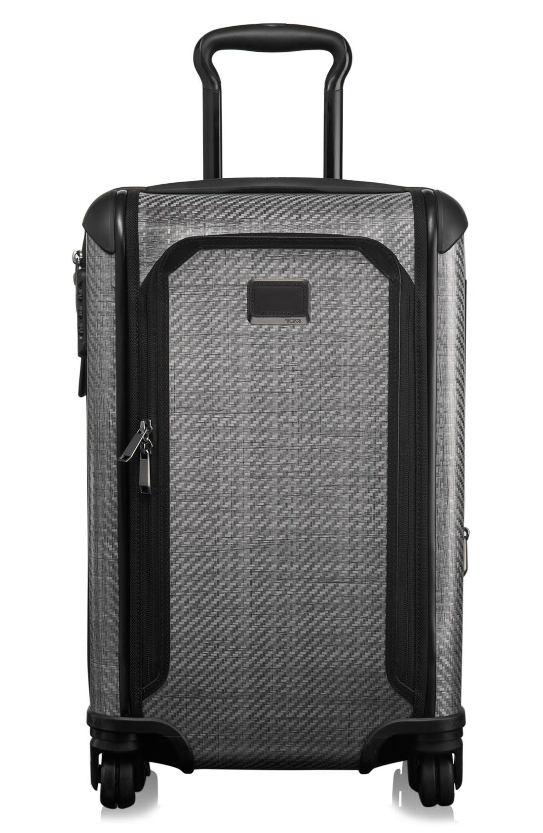 Tegra-Lite<sup>™</sup> Max 22-Inch International Expandable Carry-On,                         Main,                         color, GRAPHITE