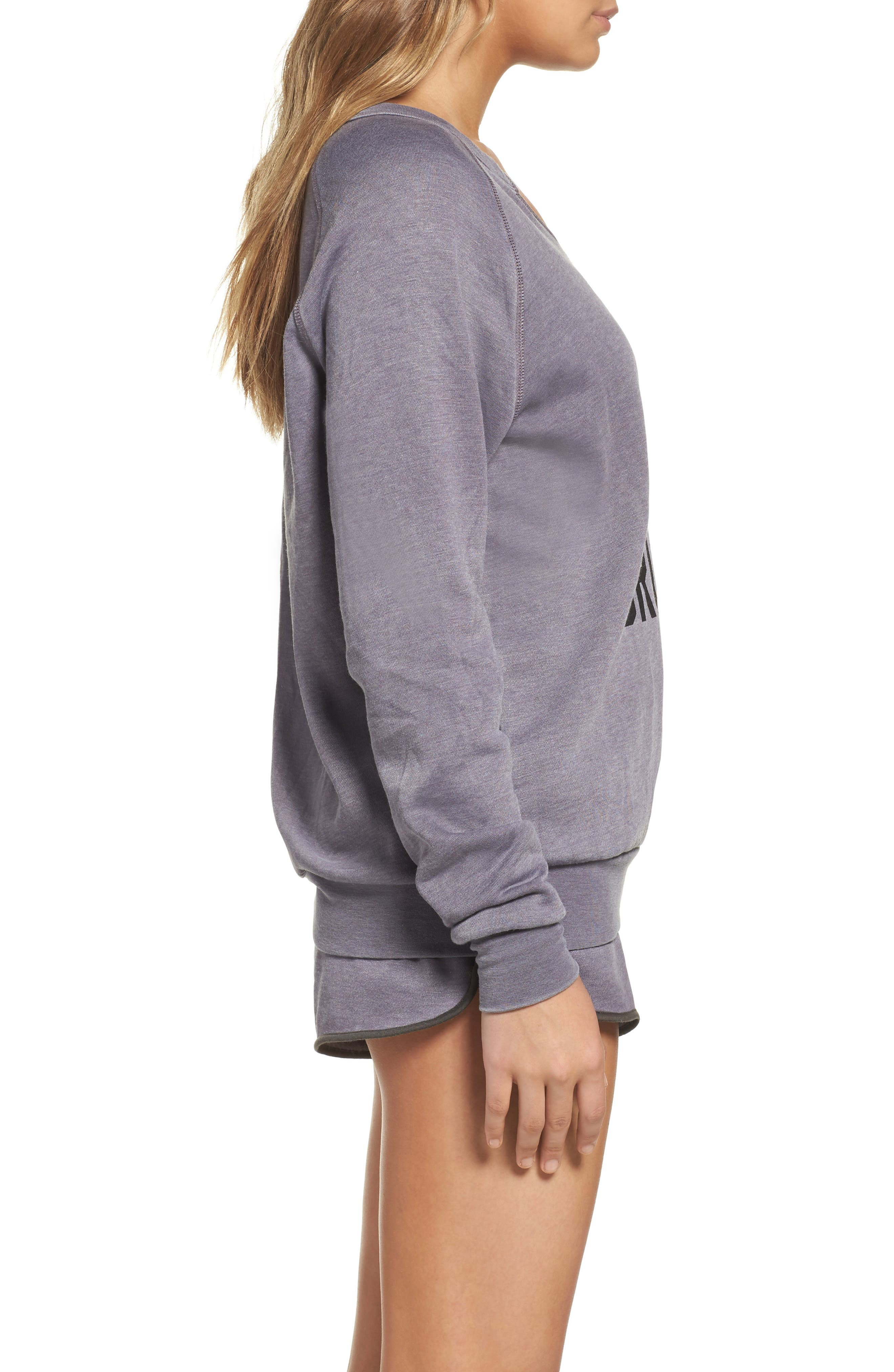 THE LAUNDRY ROOM,                             And Then Brunch Sweatshirt,                             Alternate thumbnail 3, color,                             020