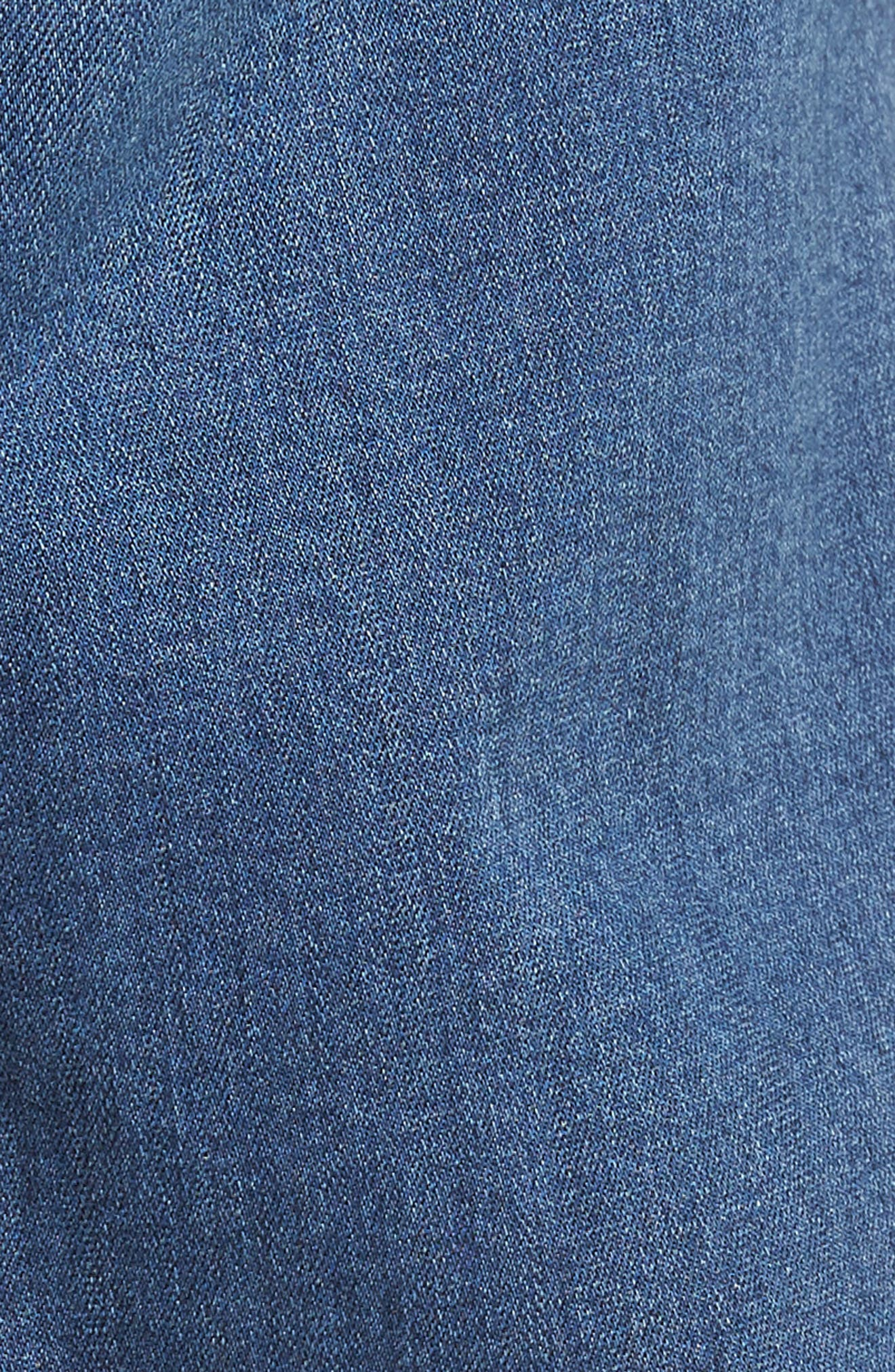 Federal Slim Straight Leg Jeans,                             Alternate thumbnail 5, color,