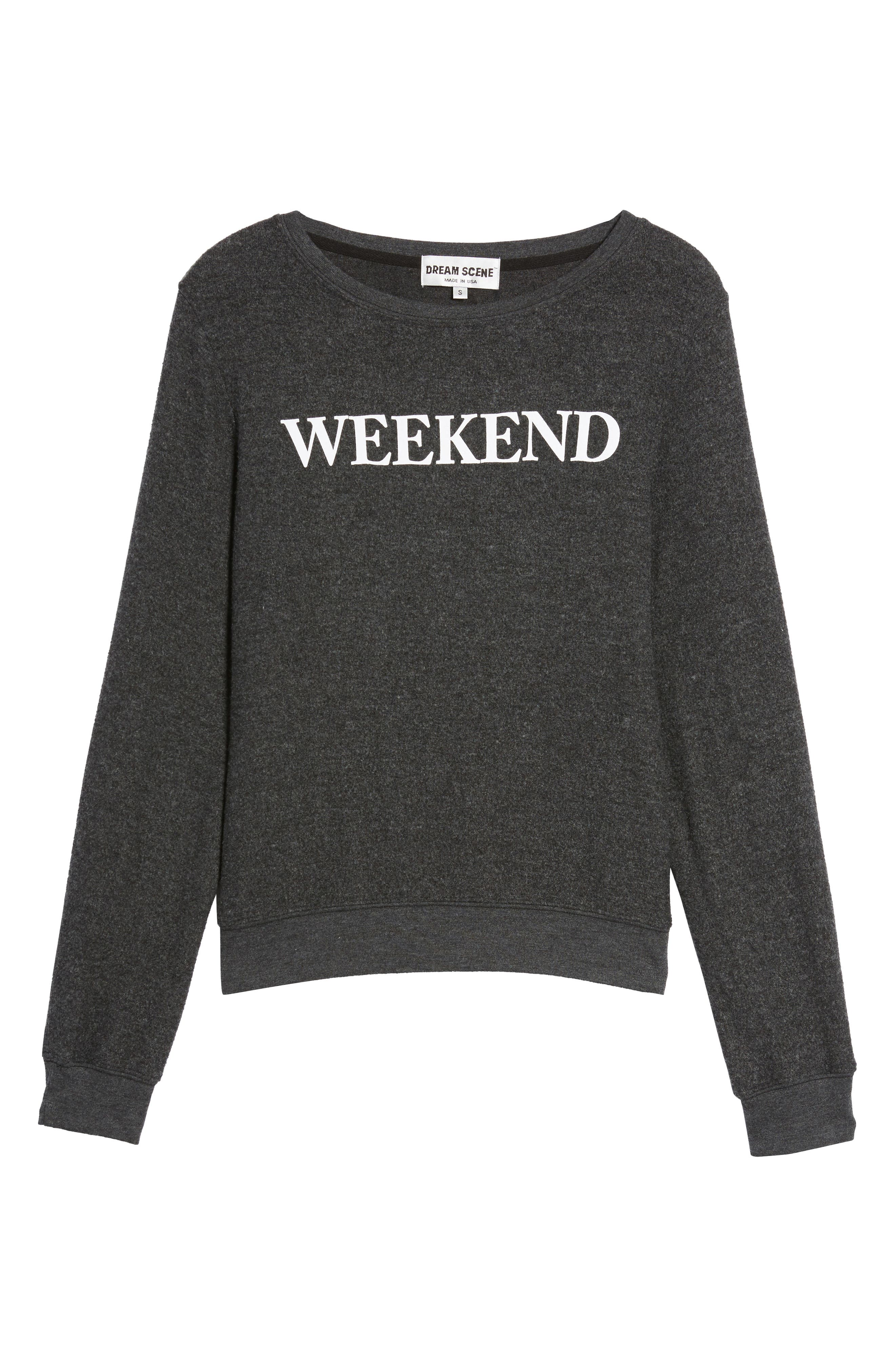 Weekend Pullover,                             Alternate thumbnail 6, color,